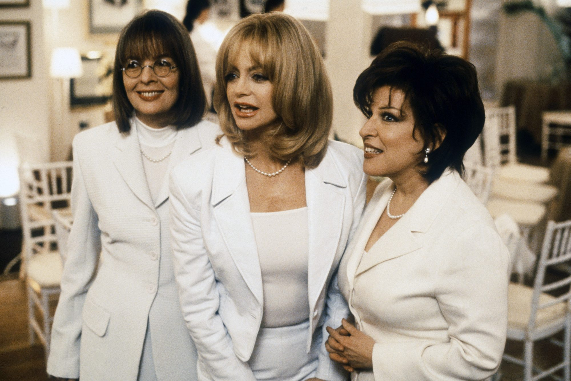 Diane Keaton, Goldie Hawn, Bette Midler The First Wives Club - 1996