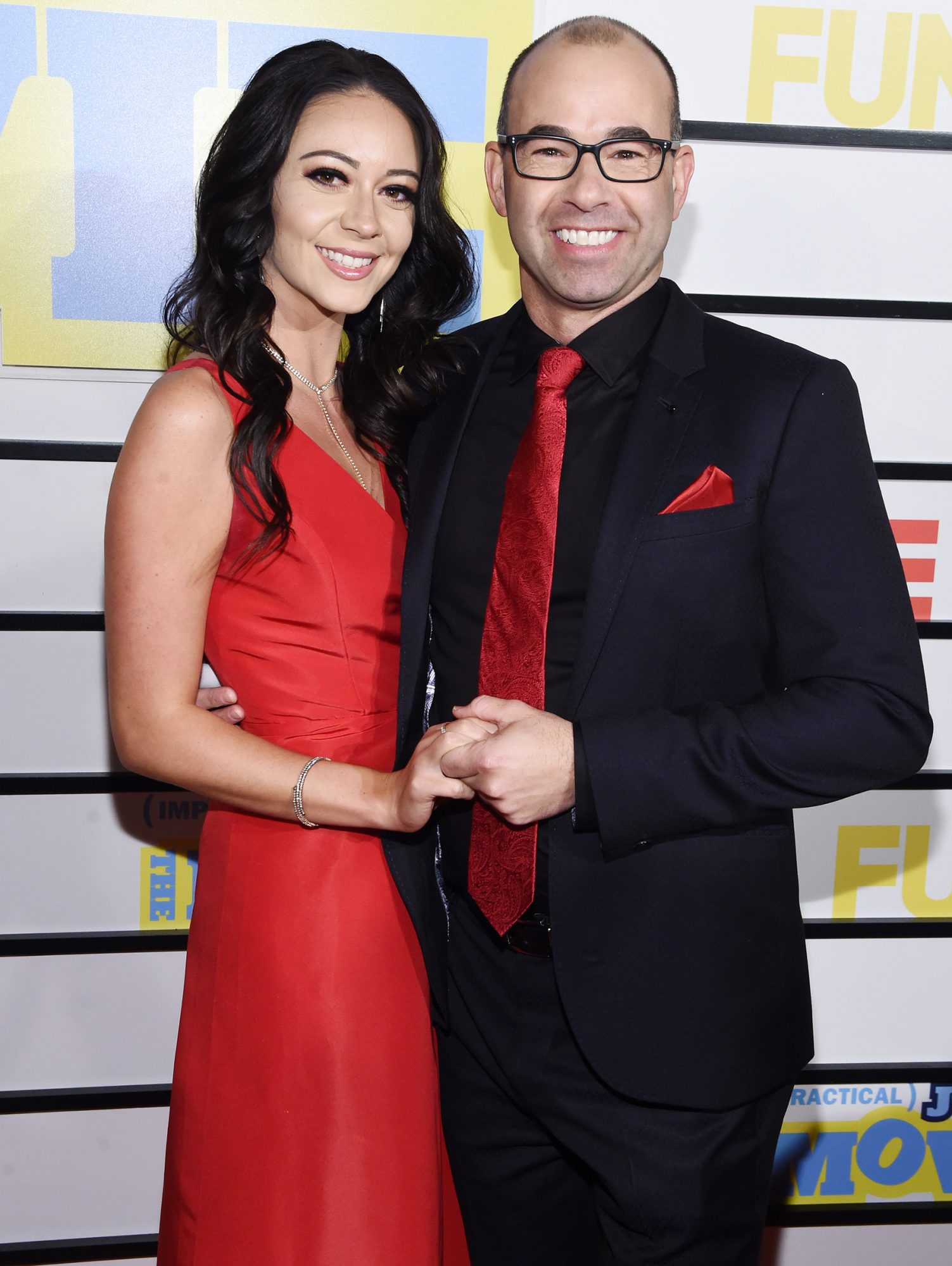 """The Impractical Jokers star wed his fiancée on Sept. 25, PEOPLE exclusively announced.                             Murray, 44, and Davies tied the knot in an outdoor ceremony at the Lake House Inn in Bucks County, Pennsylvania, in front of family and friends, including the rest of the Jokers: Sal Vulcano, Brian Quinn and Joe Gatto, who served as best man and also officiated the wedding.                             """"We had four different weddings being planned simultaneously, depending on how everything worked,"""" Murray told PEOPLE of how they reworked their plans as COVID-19 restrictions shifted over the past six months.                             """"We ended up going with a compromised list, which was about a quarter of the original list that we had,"""" he continued. """"Honestly, it was a lot less stress having one quarter of the guest list.""""                             """"It's been interesting,"""" the actor added. """"But all that matters is that our closest friends and family were there, and all that matters to me, truly, is that this one person was there besides me, and that she said yes."""""""