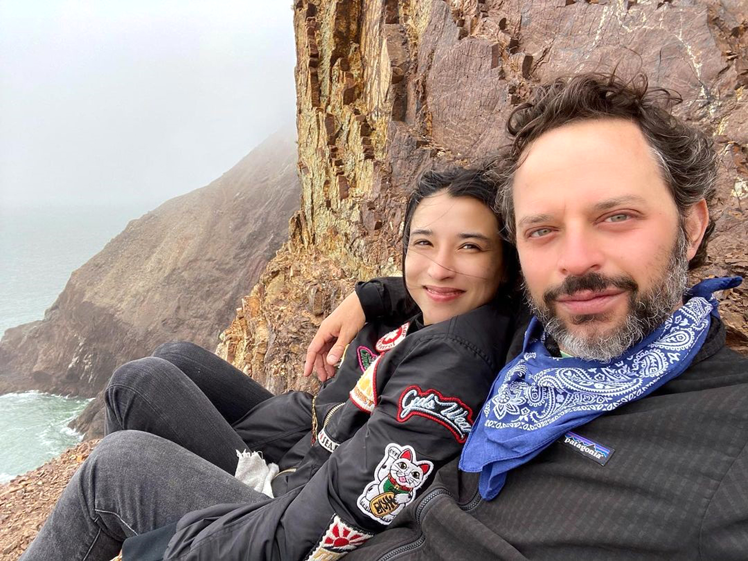 """The Big Mouthco-creator/star and girlfriend Lily Kwong tied the knot earlier this month, the couple revealed onInstagram on Nov. 26.                             According to Kwong'spost, the pair wed on Nov. 19 in what appeared to be a romantic cliffside ceremony that overlooked the water.                             Both Kroll and Kwong, a landscape architect, posted a photo of a polaroid taken from their special day. In the sweet photo, the couple is seen holding hands and looking into each other's eyes while in their wedding attire.                             """"So very thankful for@lily_kwong,"""" Kroll captioned thesweet snap.                             Kwong posted the same photo to her Instagram, writing in her caption, """"11*19*20 + forever @nickkroll ♥️.""""                             Last month, Kwong announced on Instagram that she and Kroll are expecting their first child together."""