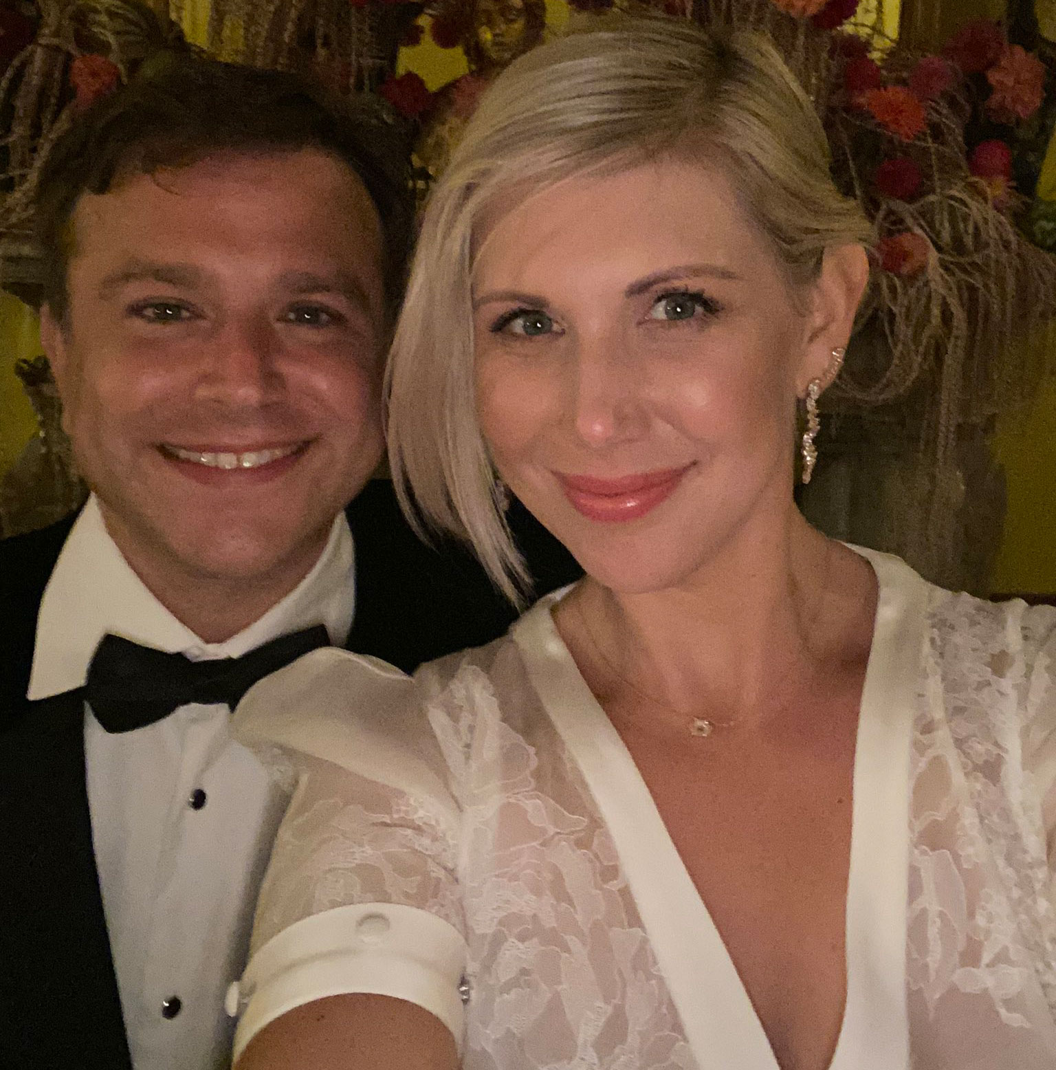 """The eldest child of the late Robin Williams is a married man!                             In an intimate ceremony, surrounded by close family and friends, Williams married his girlfriend Olivia June on Oct. 10 at the The Paramour Estate in L.A.                             """"I had the great joy of marrying my best friend @oliviajune today! It went awesome and we couldn't have tied the knot on a better day.#WorldMentalHealthDay,"""" Williamswroteon Twitter alongside a photo of the pair on their happy day.                             """"Married my best friend and love of my life today. @zakwilliams you were already stuck with me forever, and now it's legally so,"""" Juneaddedin her own celebratory message.                             The couple, who welcomed son McLaurin """"Mickey"""" Clement Williams (whose first name was Robin's middle name) last May, said they both loved the date 10-10-2020 and decided to host a COVID safe wedding outdoors.                             """"In terms of the planning process, it's been challenging, but it's cool to see how safe you can be, while enjoying a festive occasion together,"""" Williams told PEOPLE."""