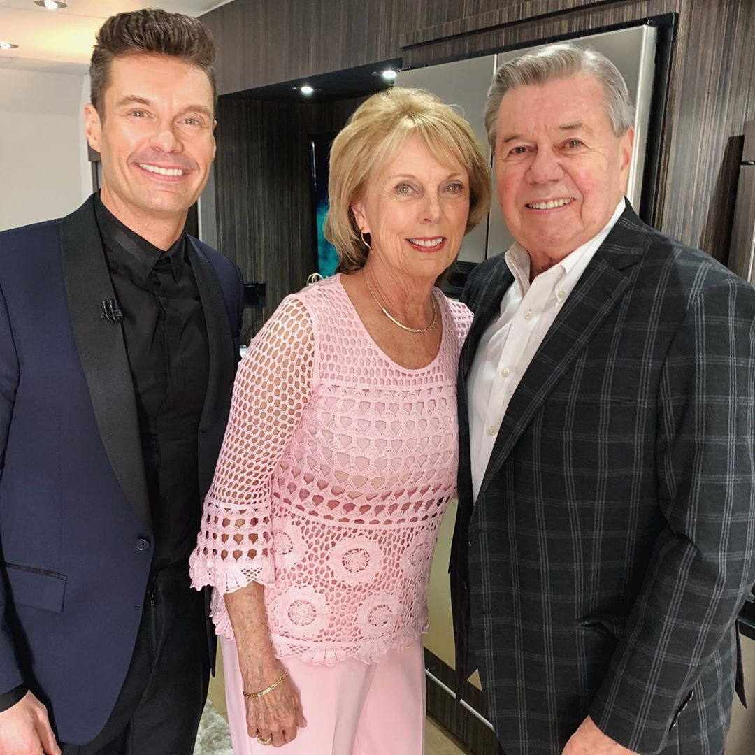 Ryan Seacrest's Parents Celebrate 50 Years of Marriage
