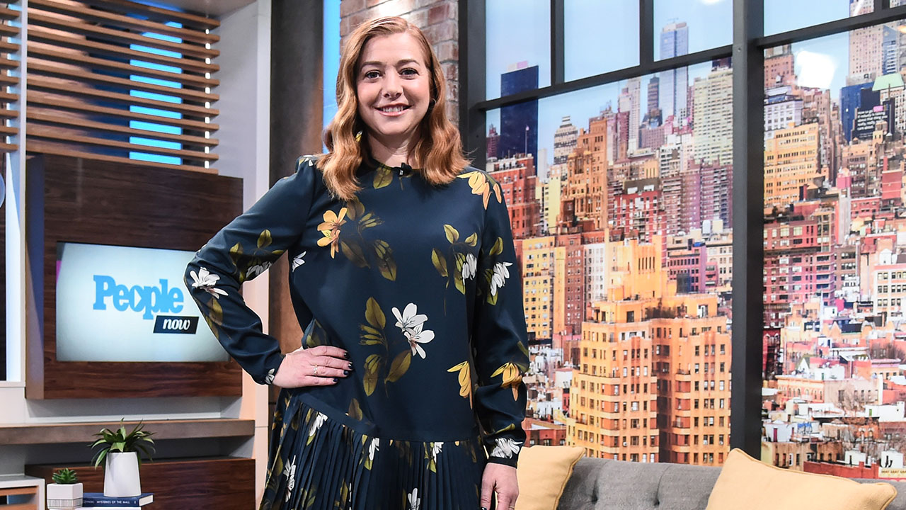Alyson Hannigan Shares Cute Story About Why She 'Was Not a Great Girl Scout'