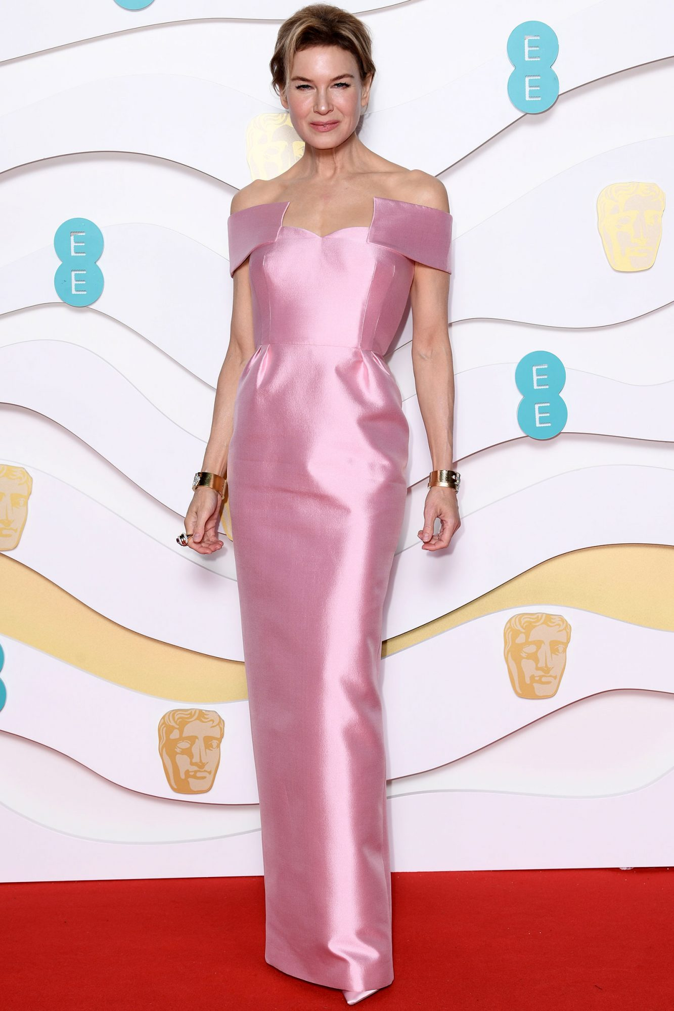 73rd British Academy Film Awards, Arrivals, Fashion Highlights, Royal Albert Hall, London, UK - 02 Feb 2020