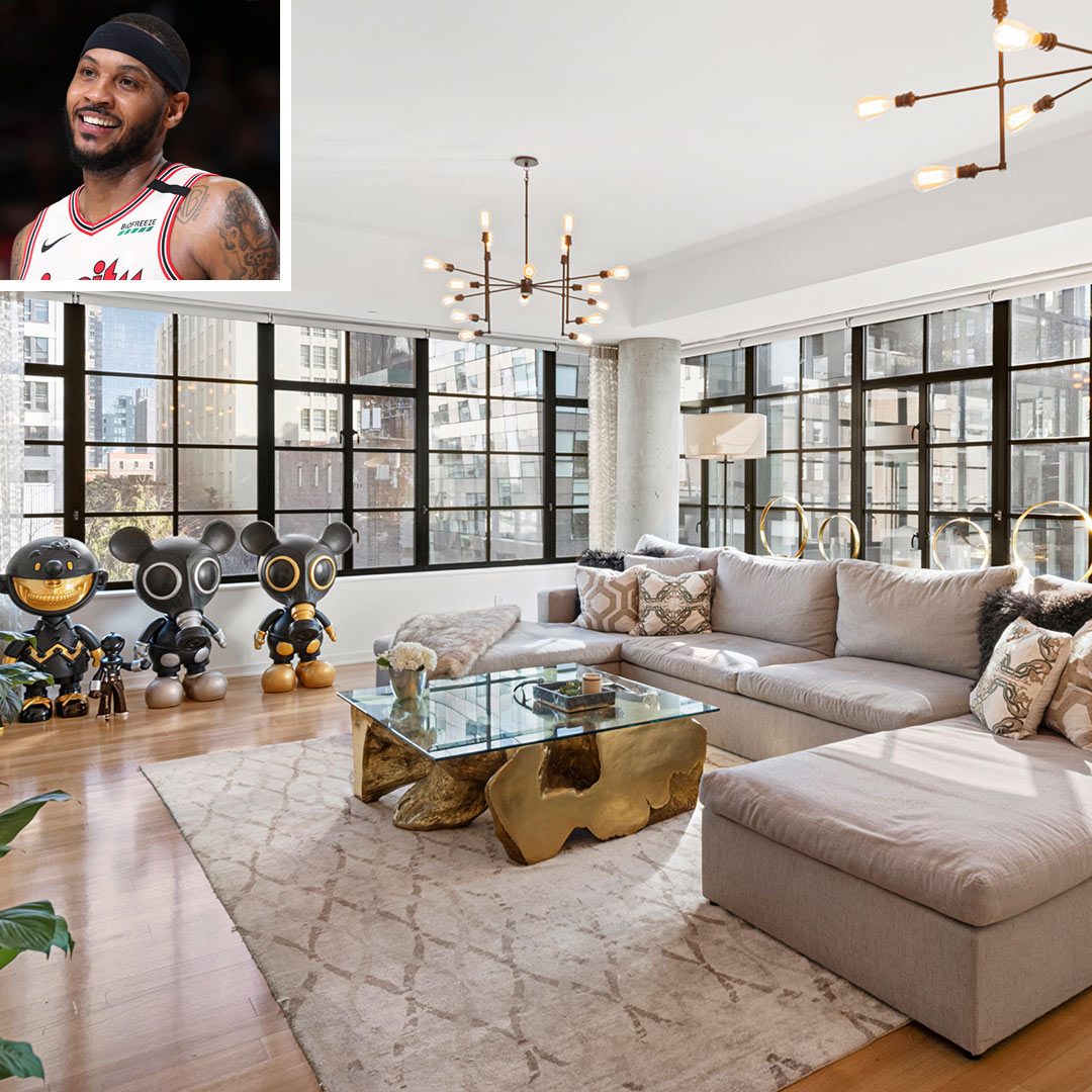 Carmelo Anthony APT for sale