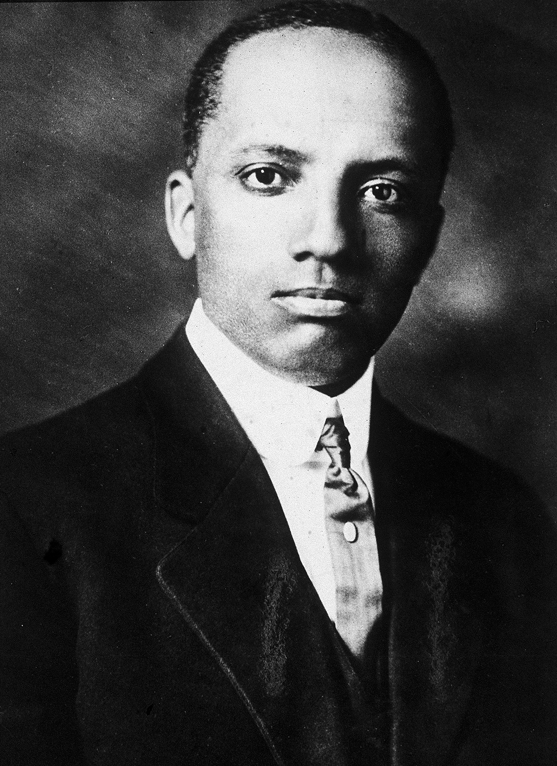 Feb. 7, 1926: Carter Godwin Woodson Initiates First Negro History Week