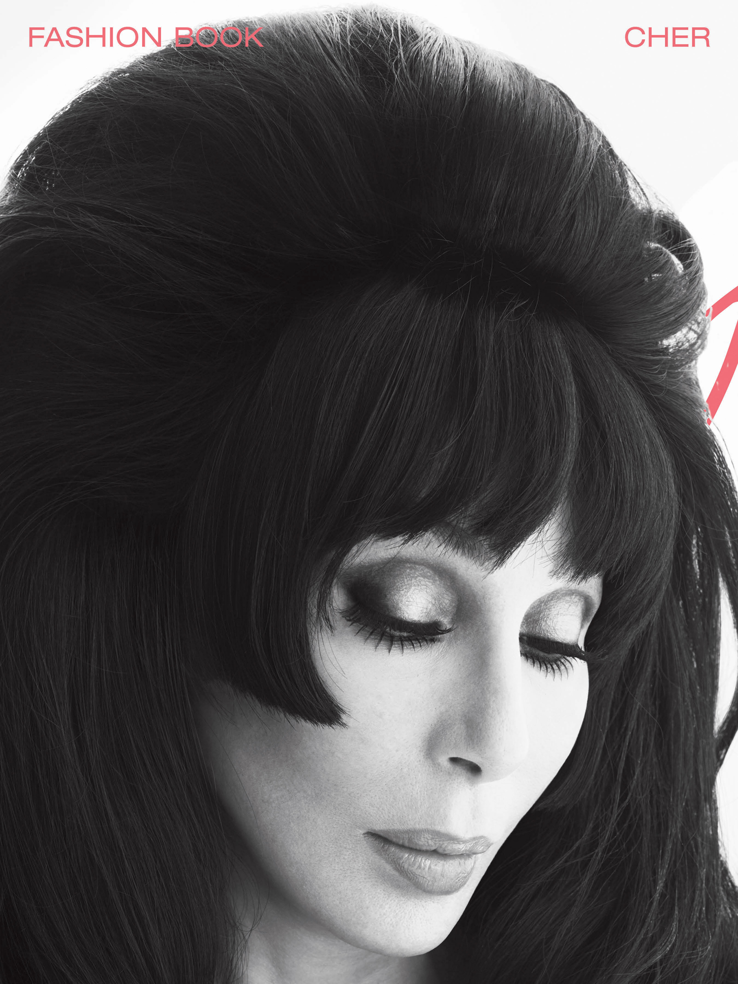 Cher shot by Mert and Marcus for CR Fashion Book Issue 16
