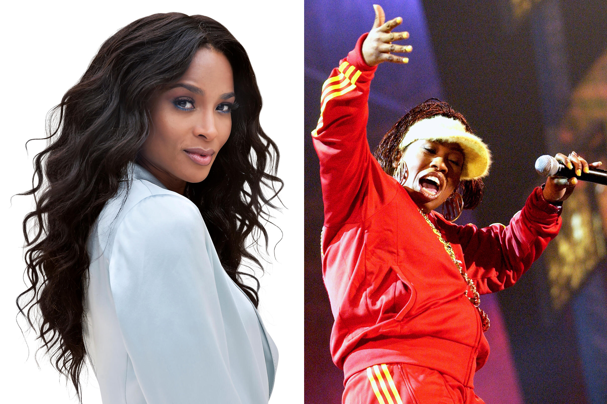 Ciara Details How Missy Elliott Changed the Game