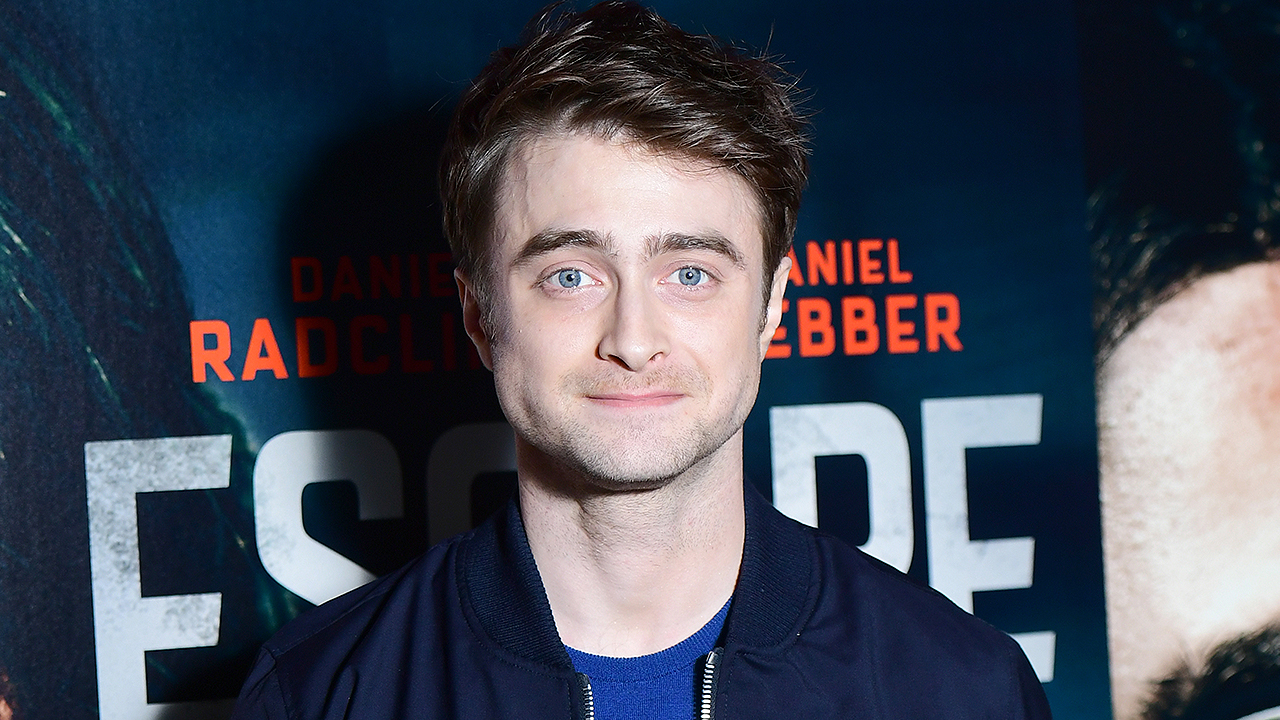 Daniel Radcliffe Tells Moviegoers Not to Expect 'Guns Akimbo' to Provide a 'Moral Compass'