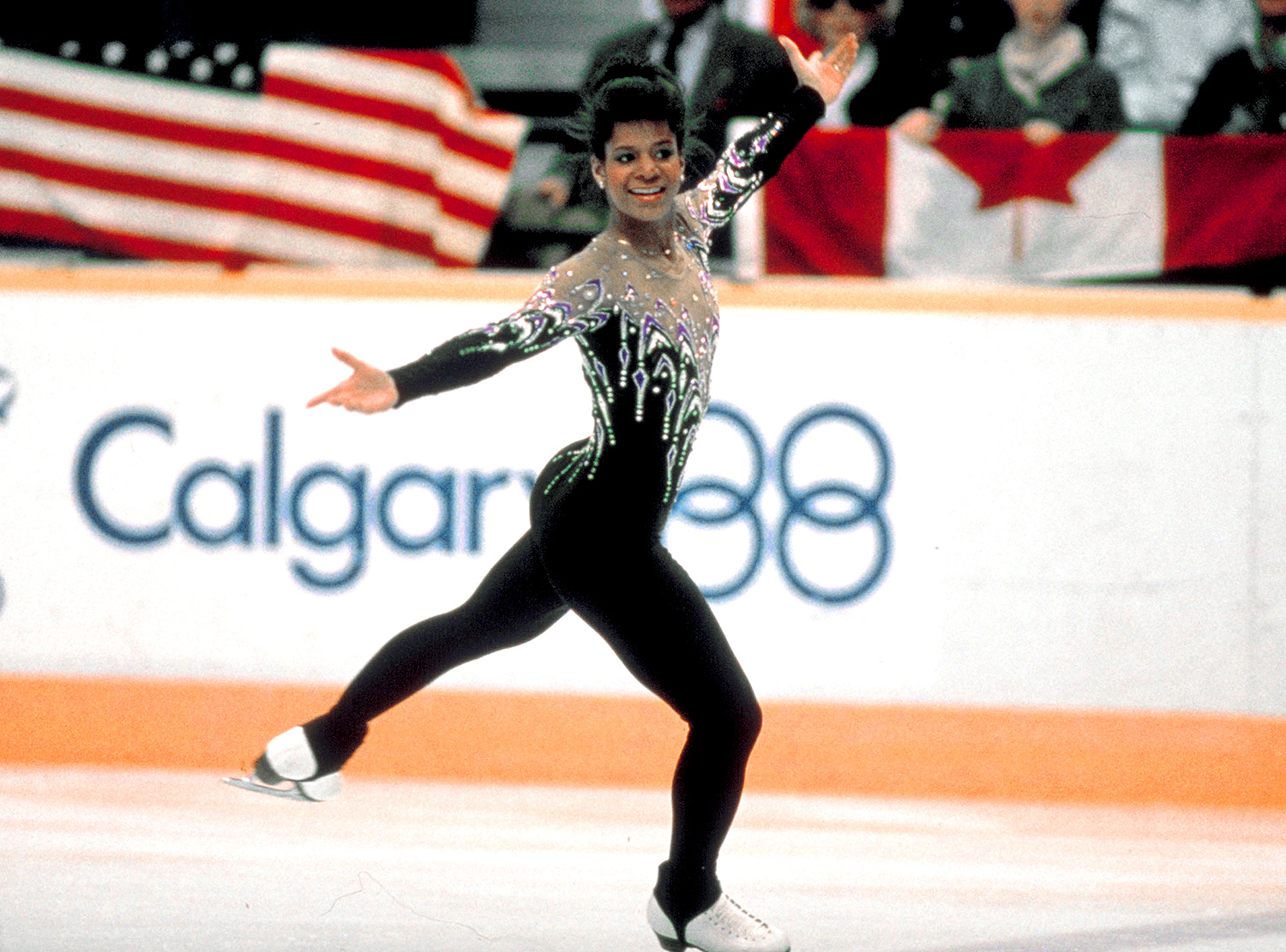 Feb. 8, 1986: Debi Thomas Becomes First Black Woman to Win a National Figure Skating Title
