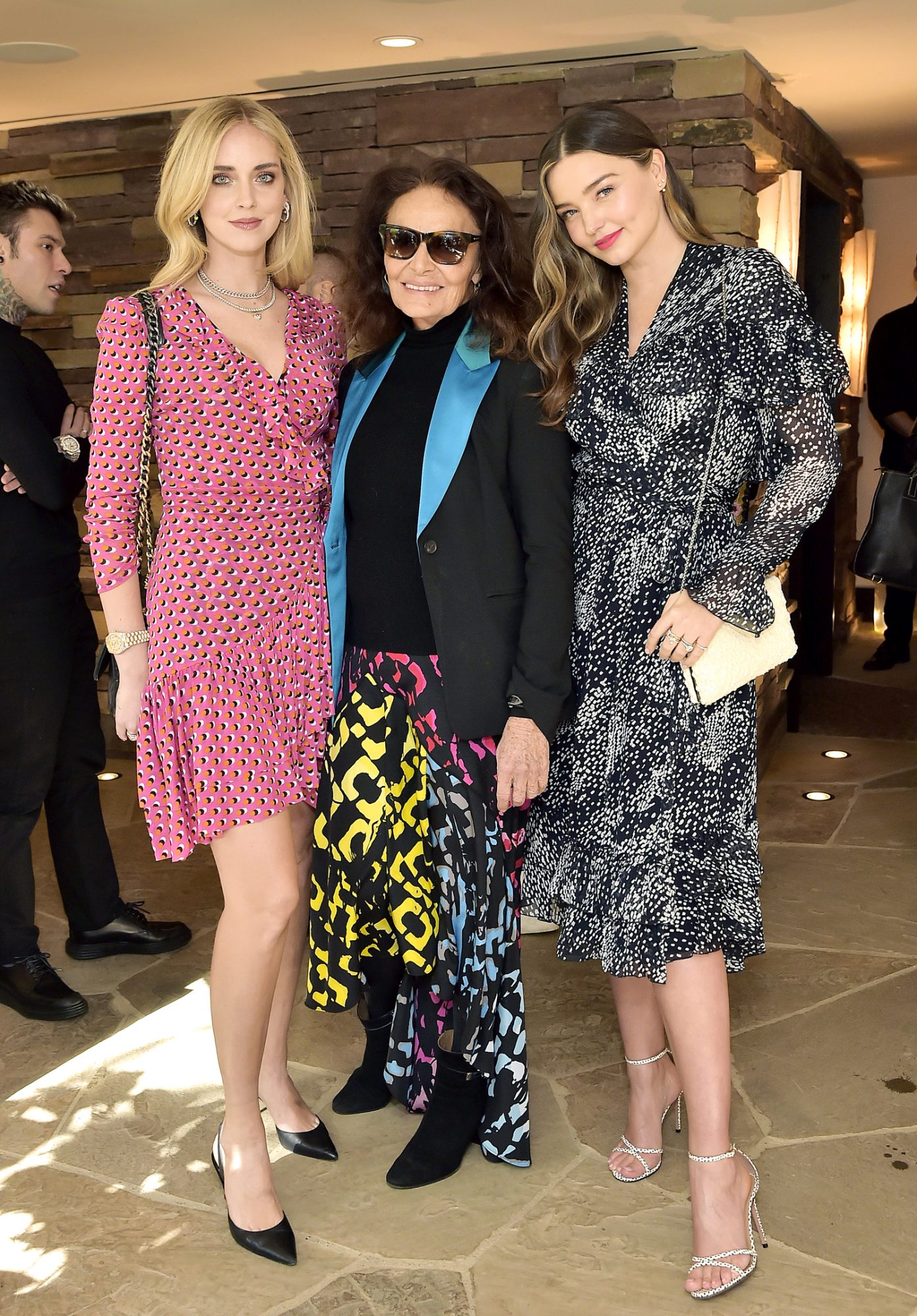 Diane von Furstenberg and Academy Museum of Motion Pictures Host 6th Annual Oscars Luncheon