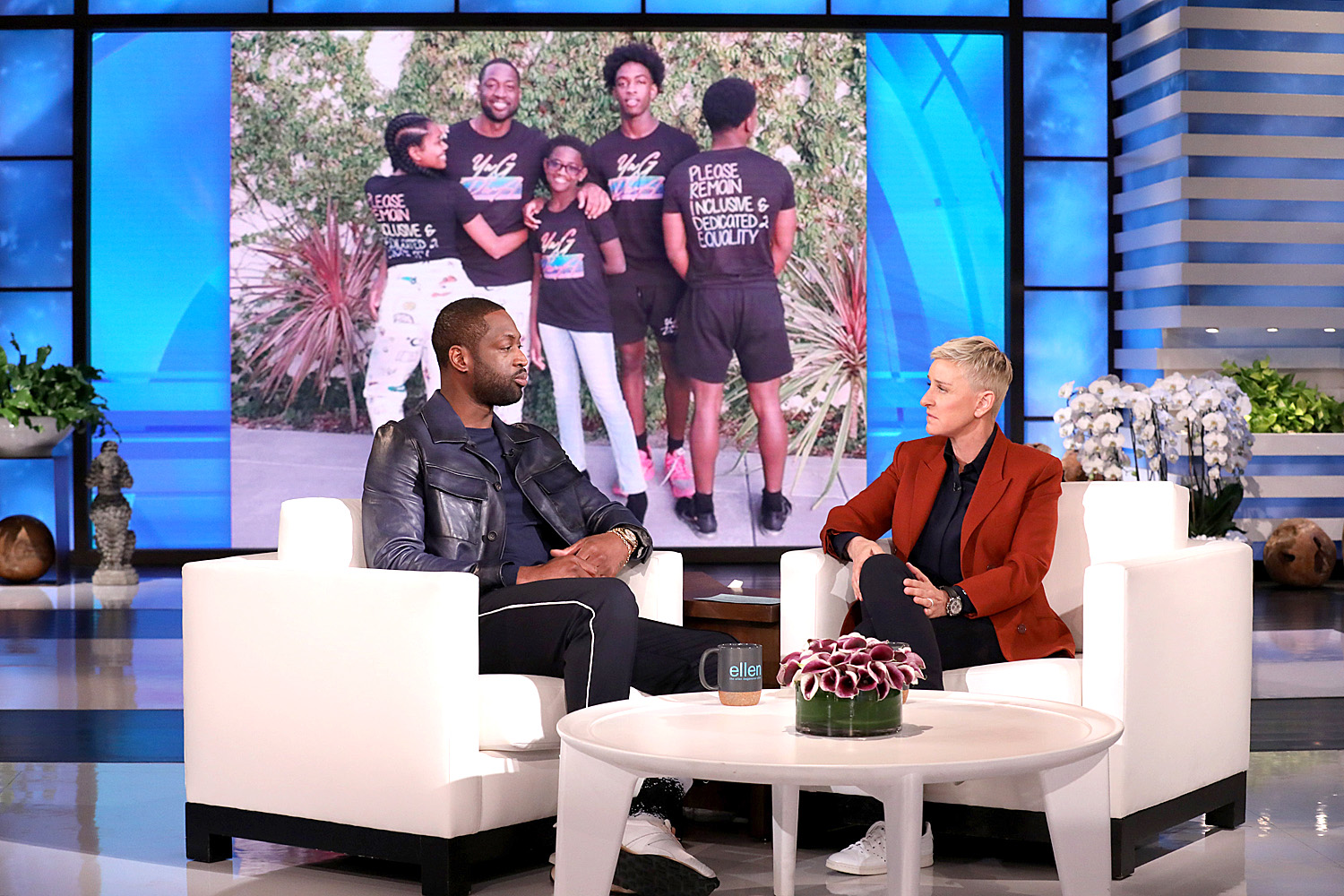 Dwyane Wade Wants to Give 12-Year-Old Child Zaya 'the Best Opportunity to Be Her Best Self'
