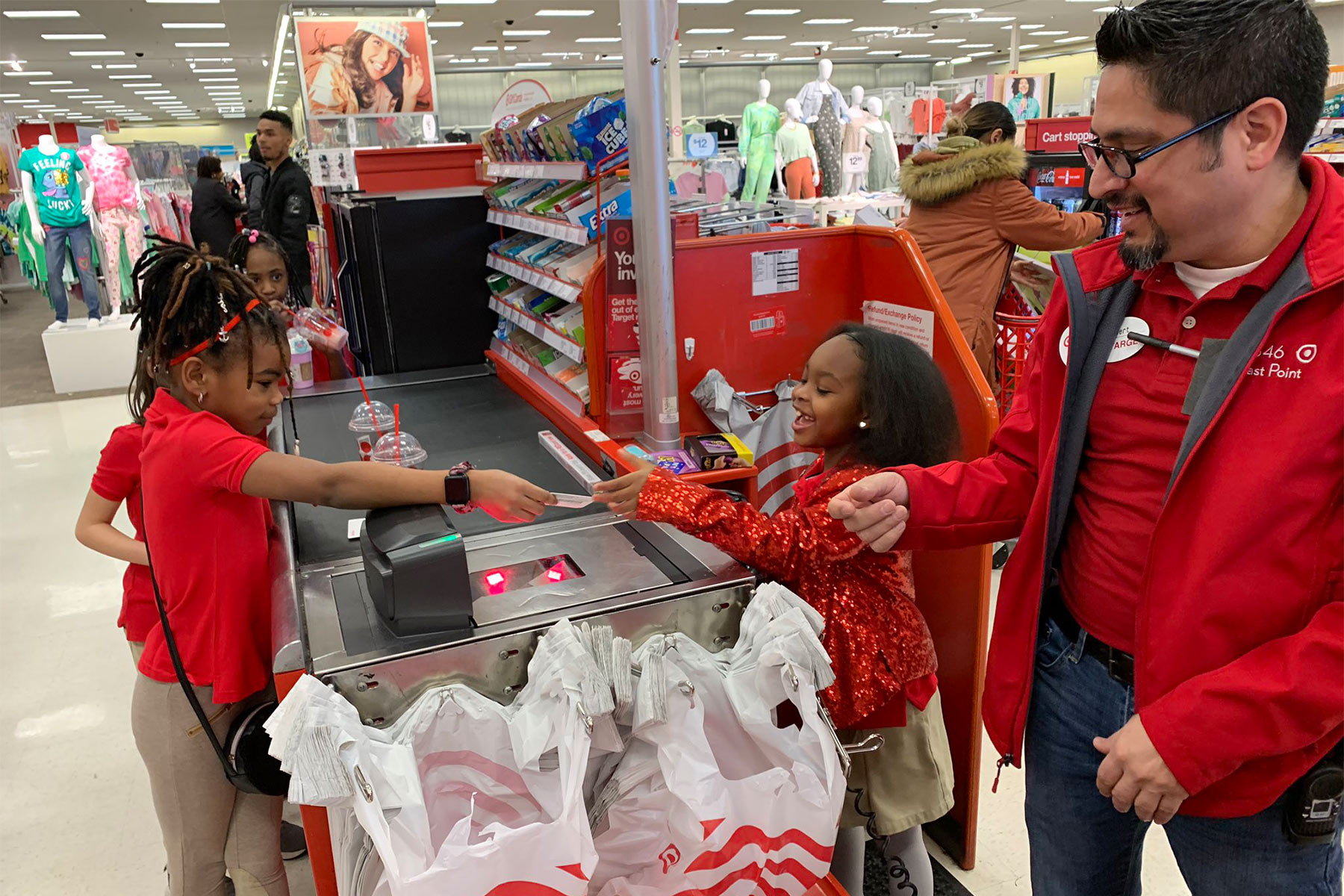 8-year-old Throws Target-themed Birthday Party
