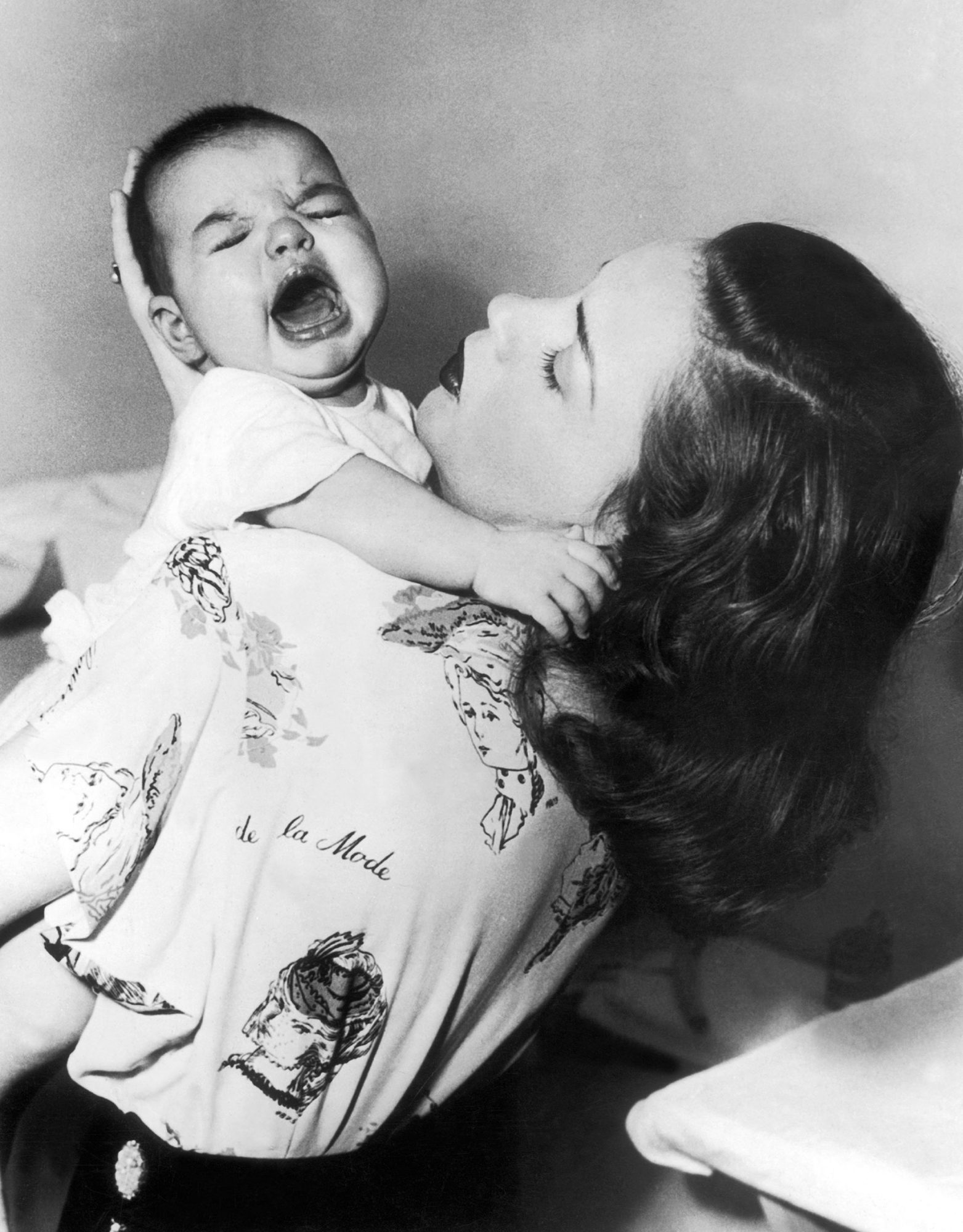 Liza Minnelli And Her Mother Judy Garland 1947
