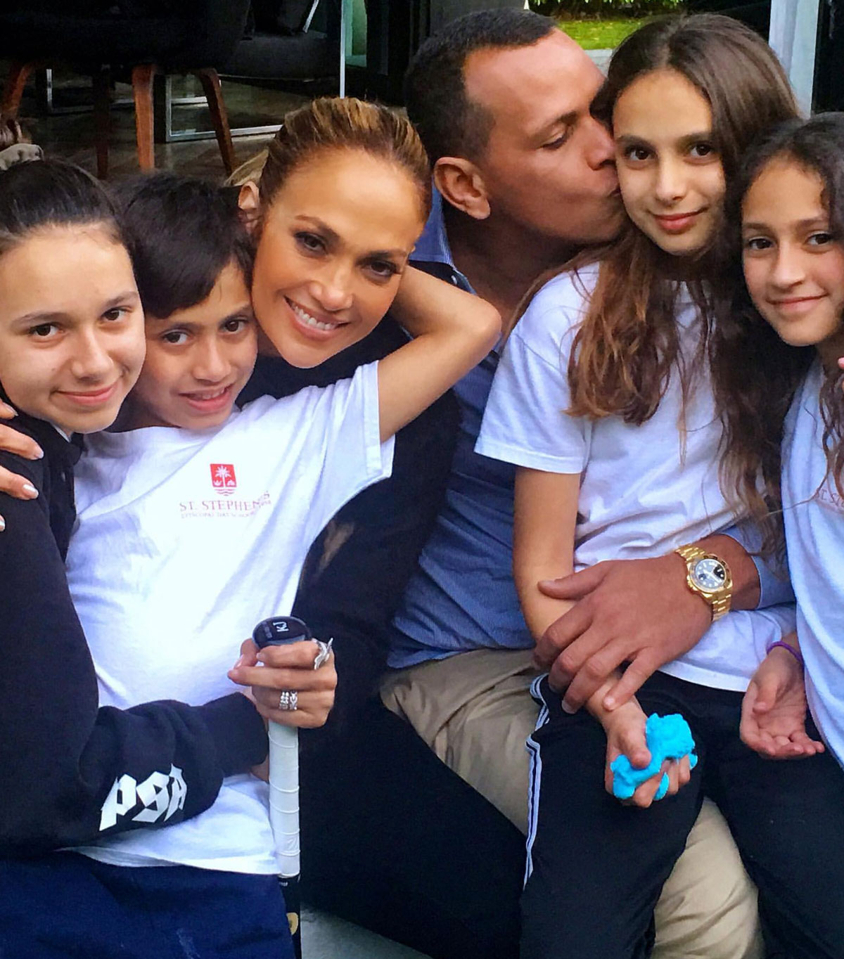 Jennifer Lopez S Twins Emme And Max Turn 12 People Com