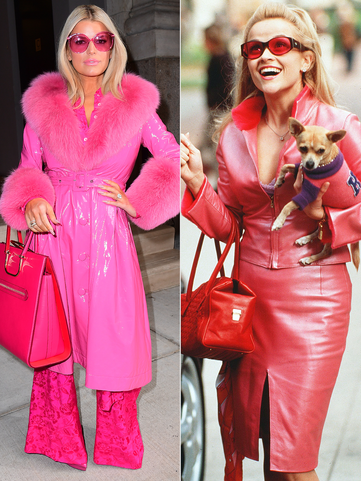 Jessica Simpson, Legally Blonde