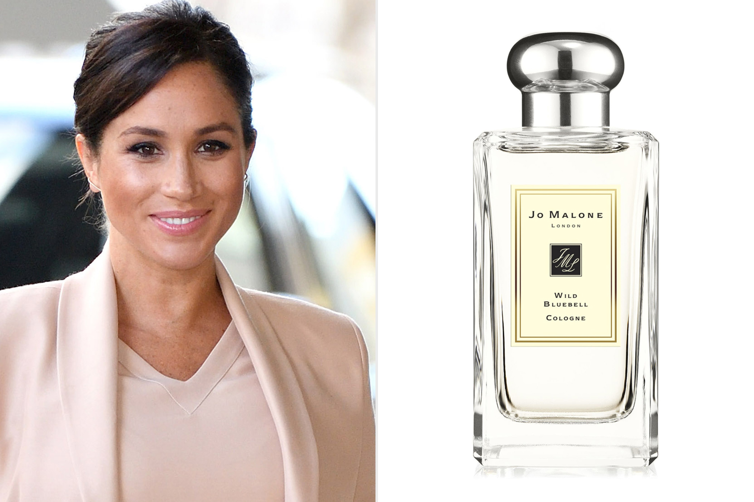 Meghan, Duchess of Sussex; Wild Bluebell Cologne