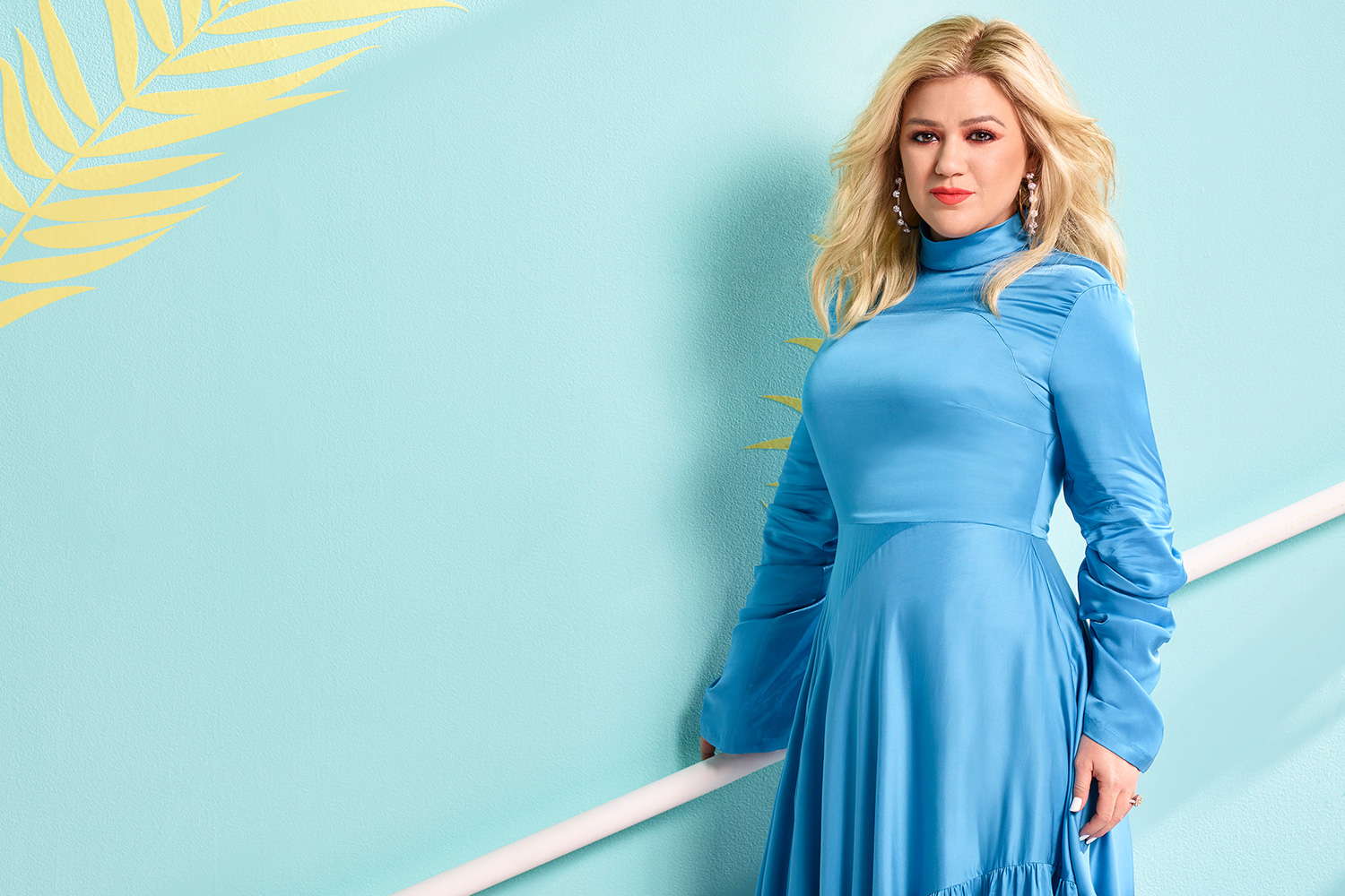 THE VOICE -- Season: 18 -- Pictured: Kelly Clarkson