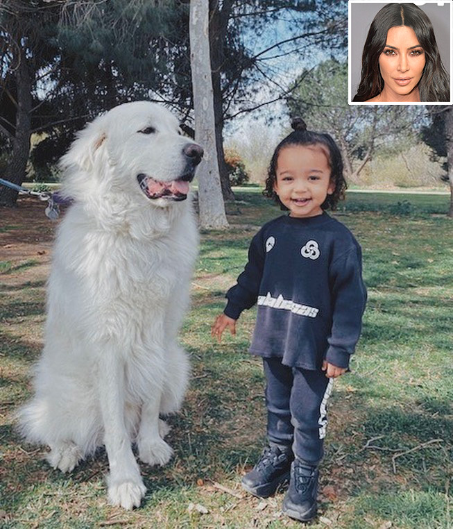Kim Kardashian West, Chicago West