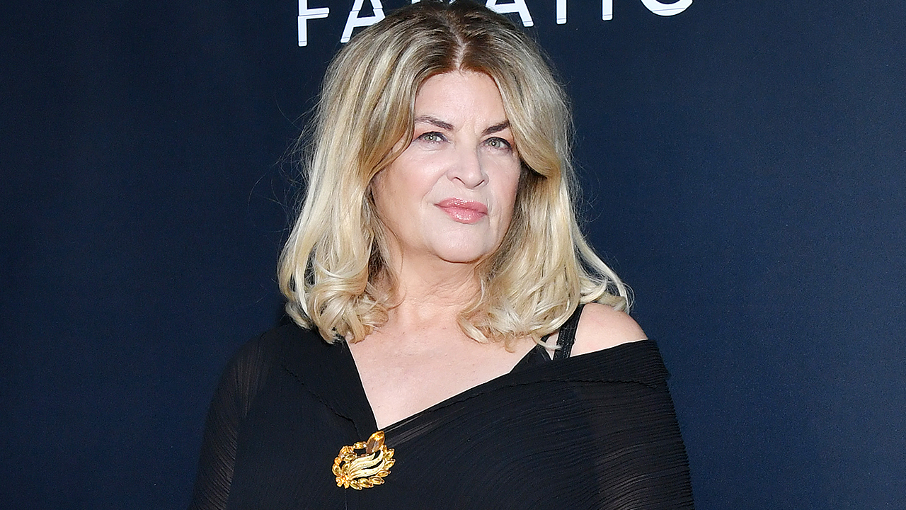 Kirstie Alley Hopes Film 'You Can't Take My Daughter' Inspires Change in 'Insane' Custody Laws