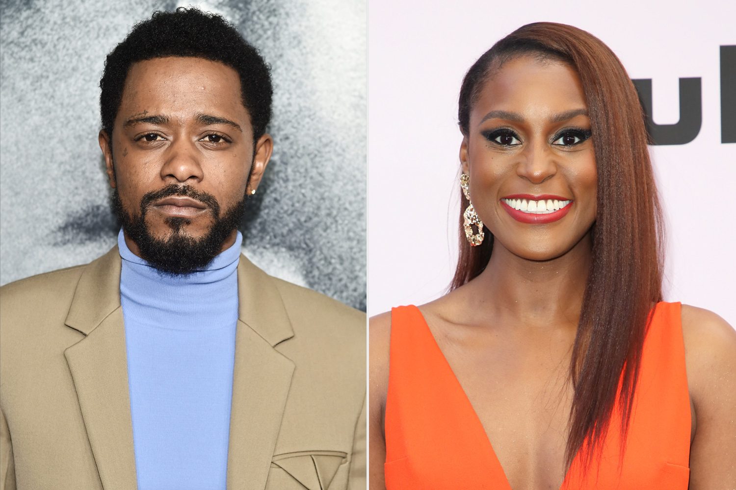 Issa Rae LaKeith Stanfield