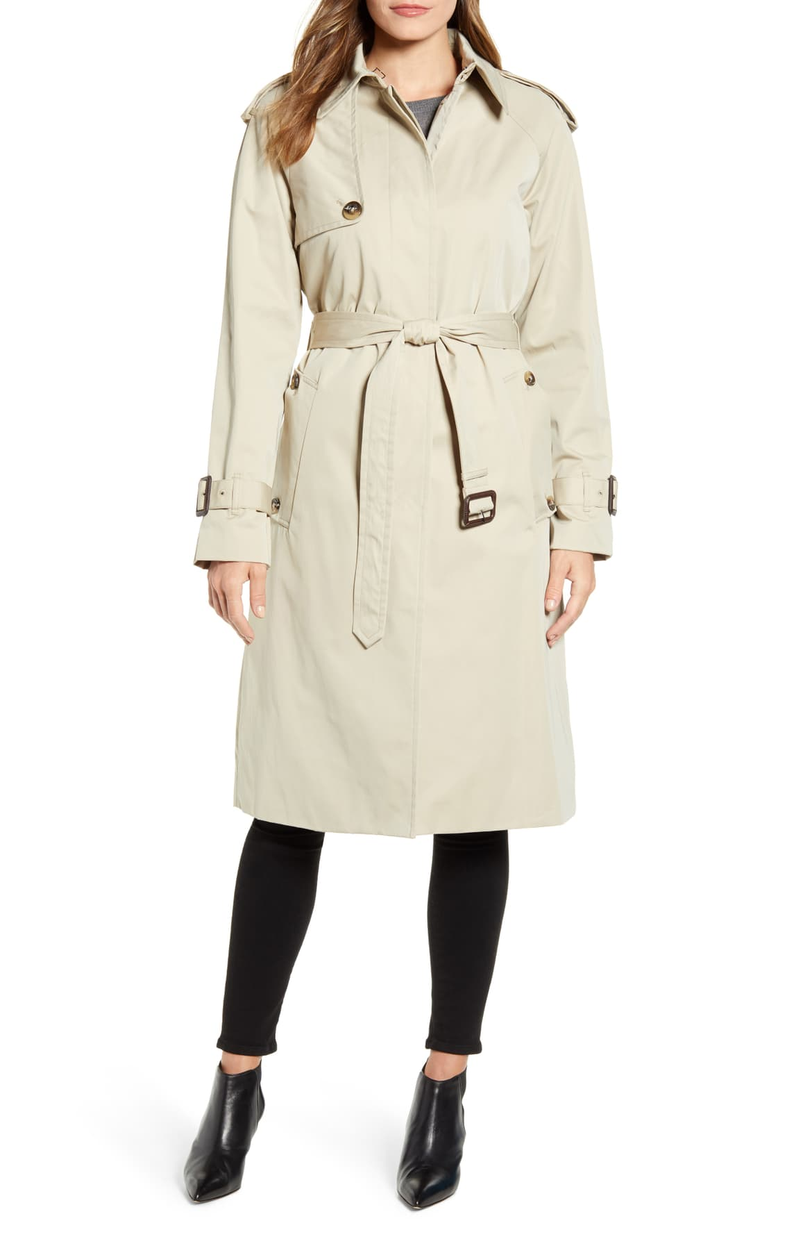 london fog classic trench coat nordstrom
