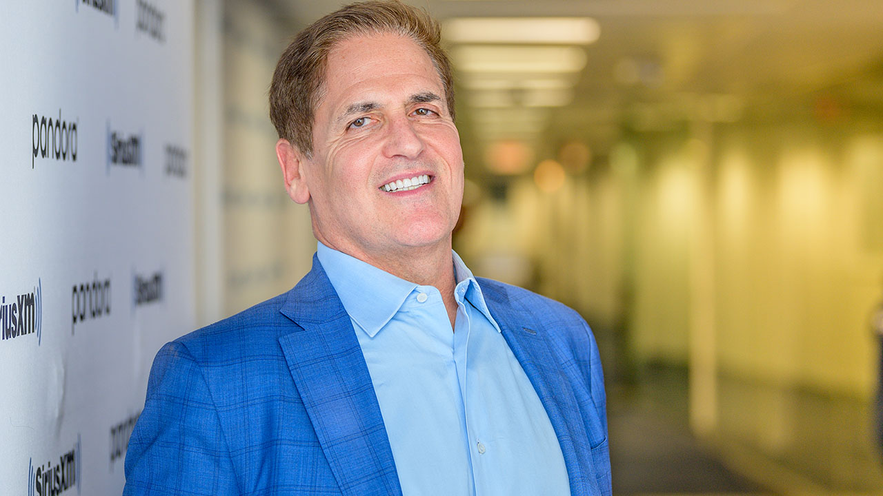 Mark Cuban Talks About 'Shark Tank', Parenting and the Future of Harry & Meghan's Brand