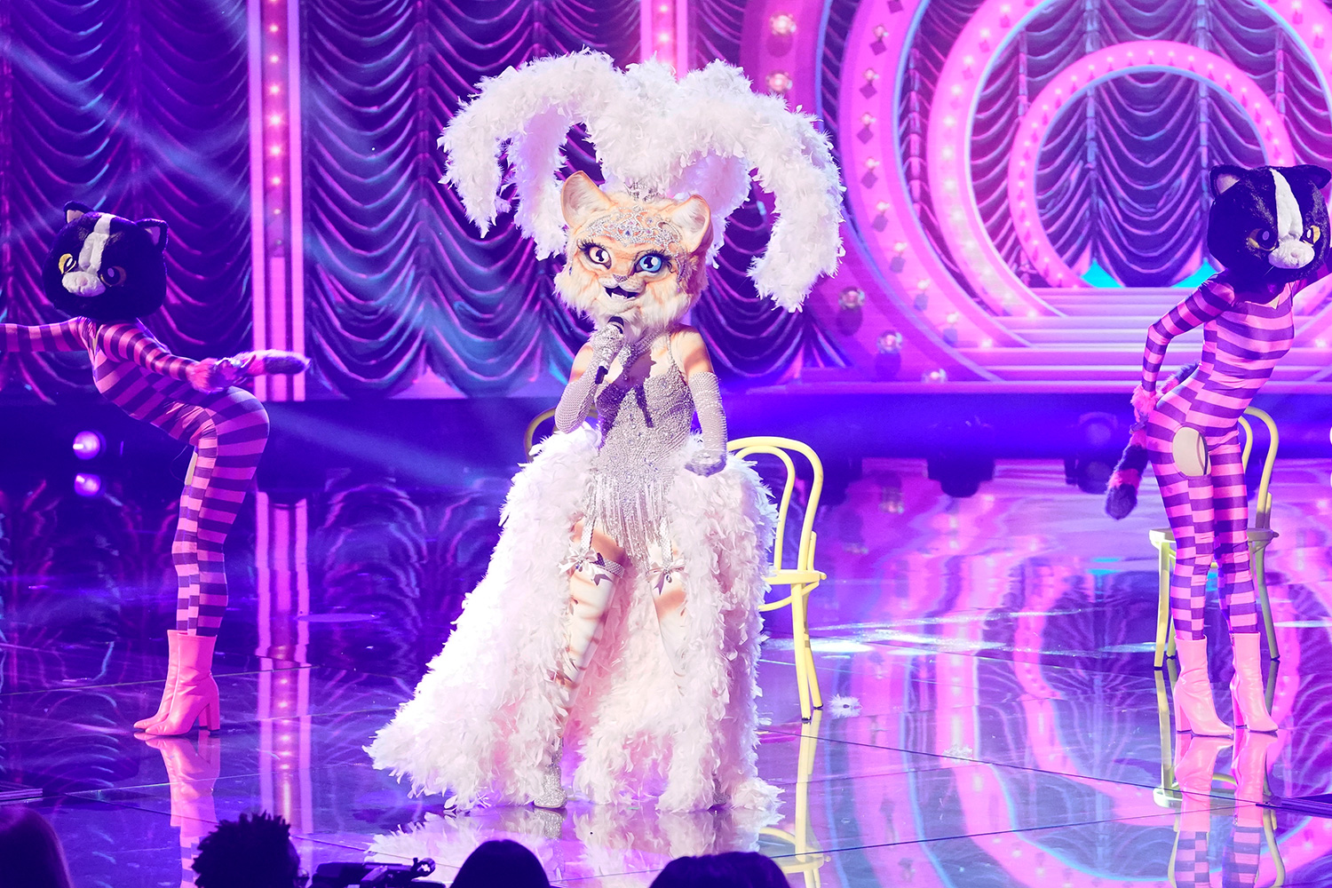 """THE MASKED SINGER: The Kitty in the """"A Brand New Six Pack: Group B Kickoff!"""""""