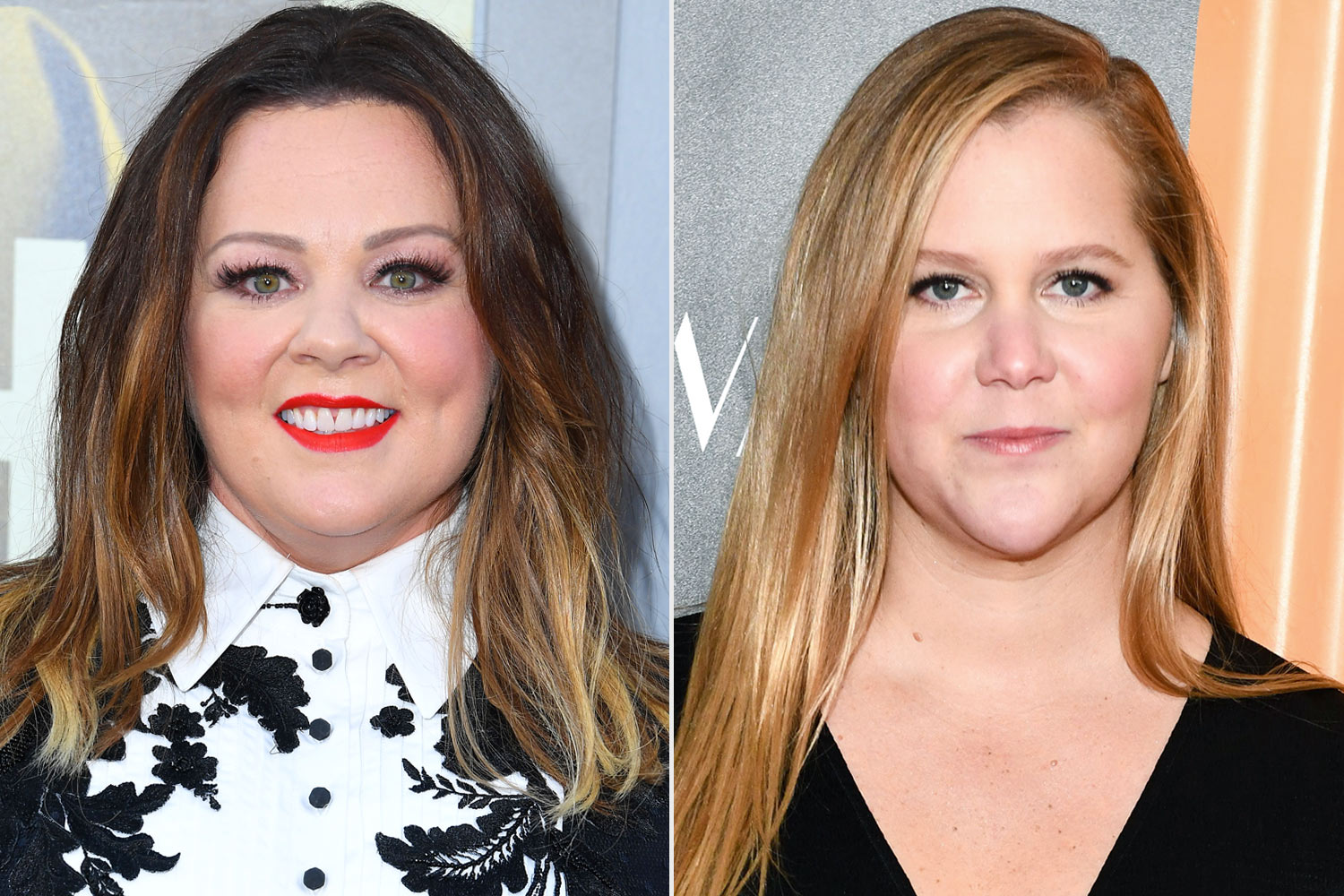 Melissa McCarthy and Amy Schumer