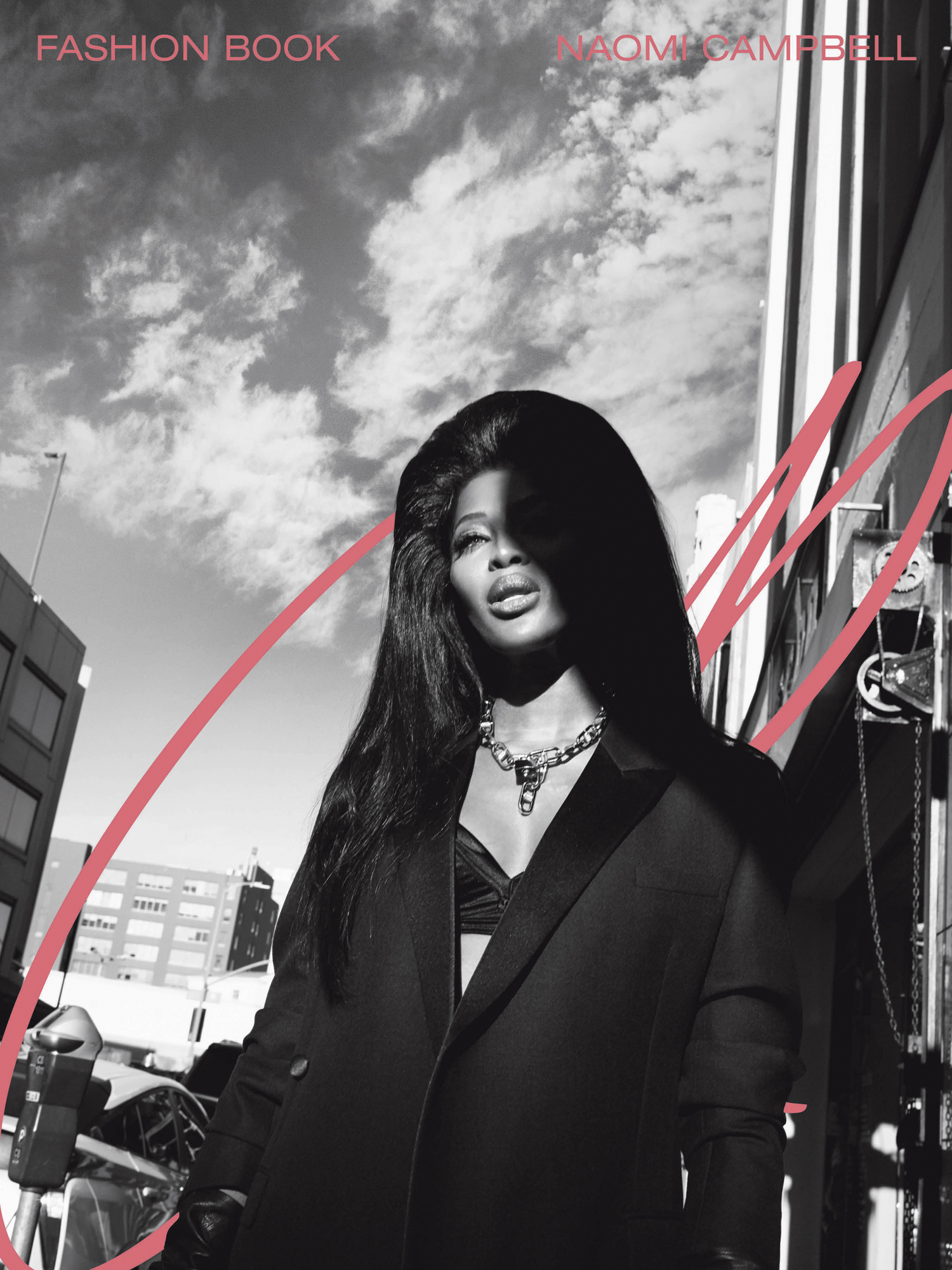 Naomi Campbell shot by Mert and Marcus for CR Fashion Book Issue 16