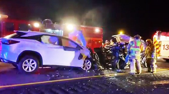 6 People, Including Family, Killed in Crash After Elderly Man Drives Wrong Way on the Interstate