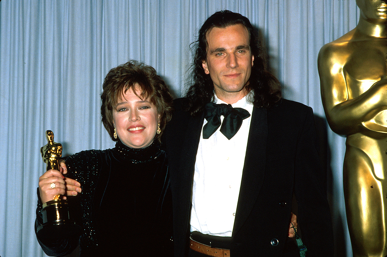 Kathy Bates and Daniel Day-Lewis
