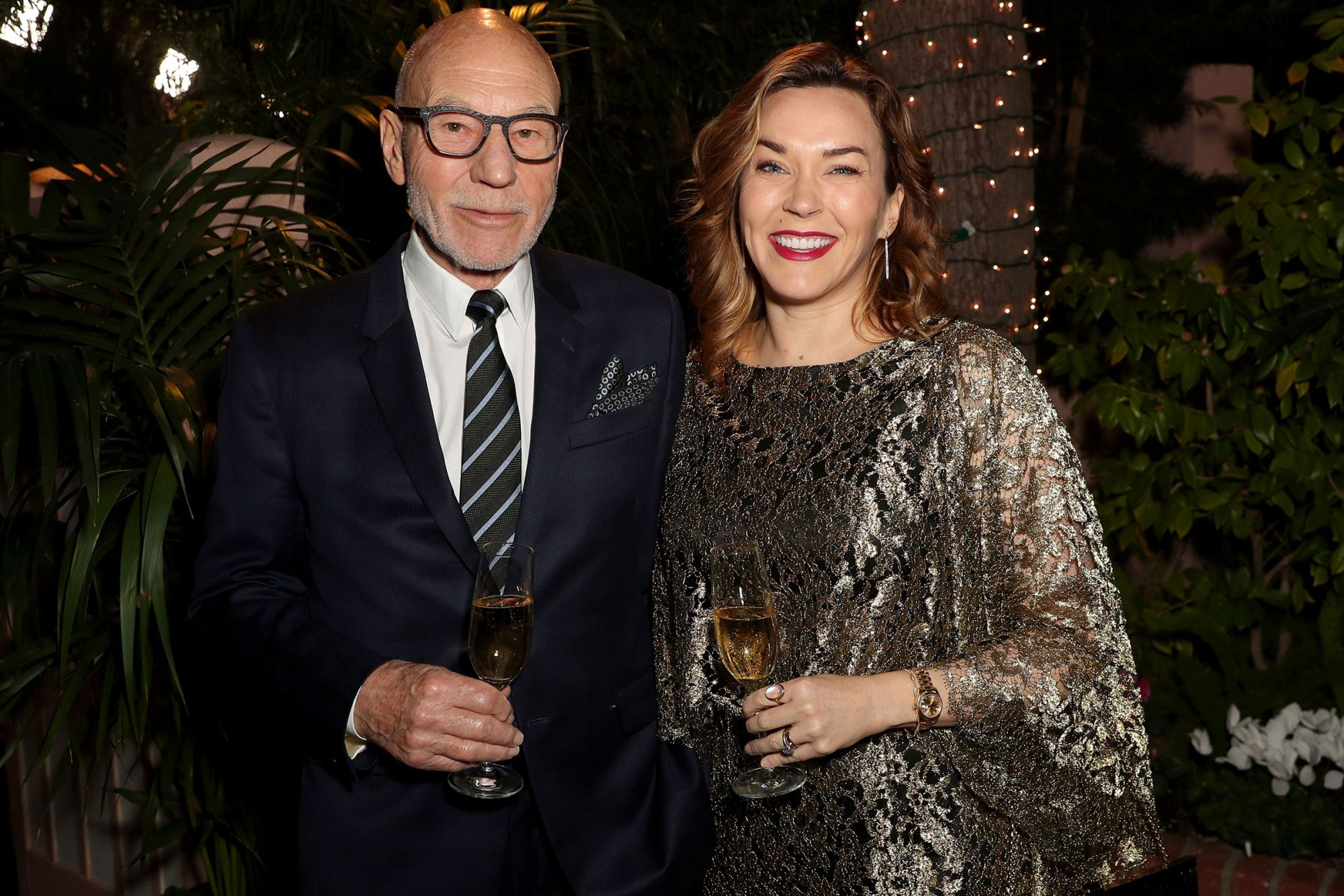Charles Finch and Chanel Pre-Oscars Dinner, Inside, Polo Lounge, Los Angeles, USA - 08 Feb 2020