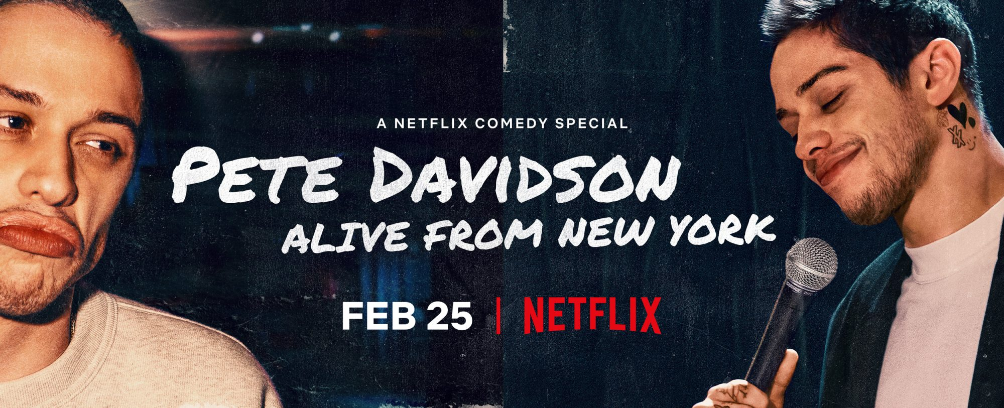 Pete Davidson Will Star in New Netflix Comedy Special — Watch the Trailer