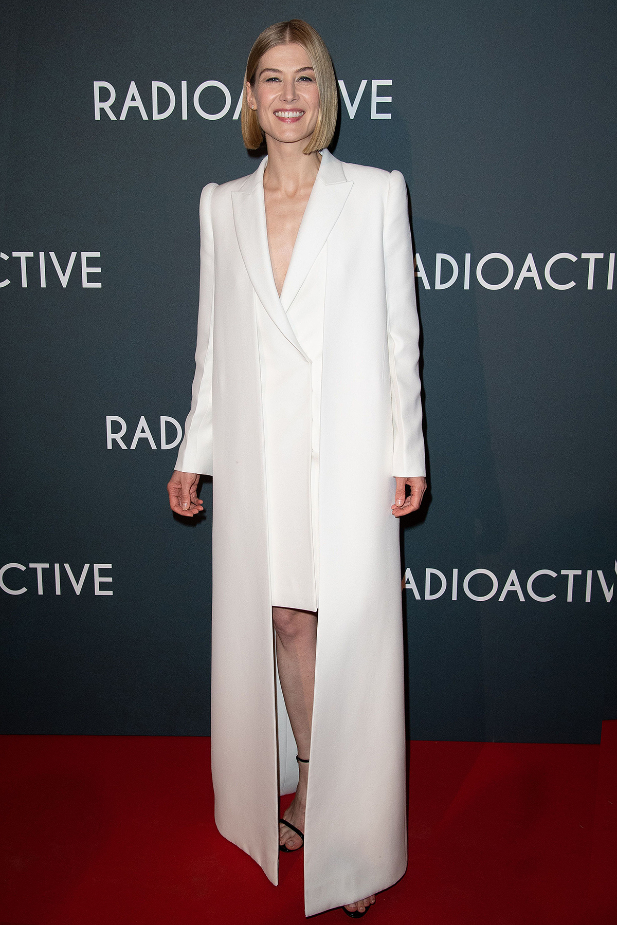 Rosamund Pike 'Radioactive' film premiere, UGC Danton, Paris, France - 24 Feb 2020