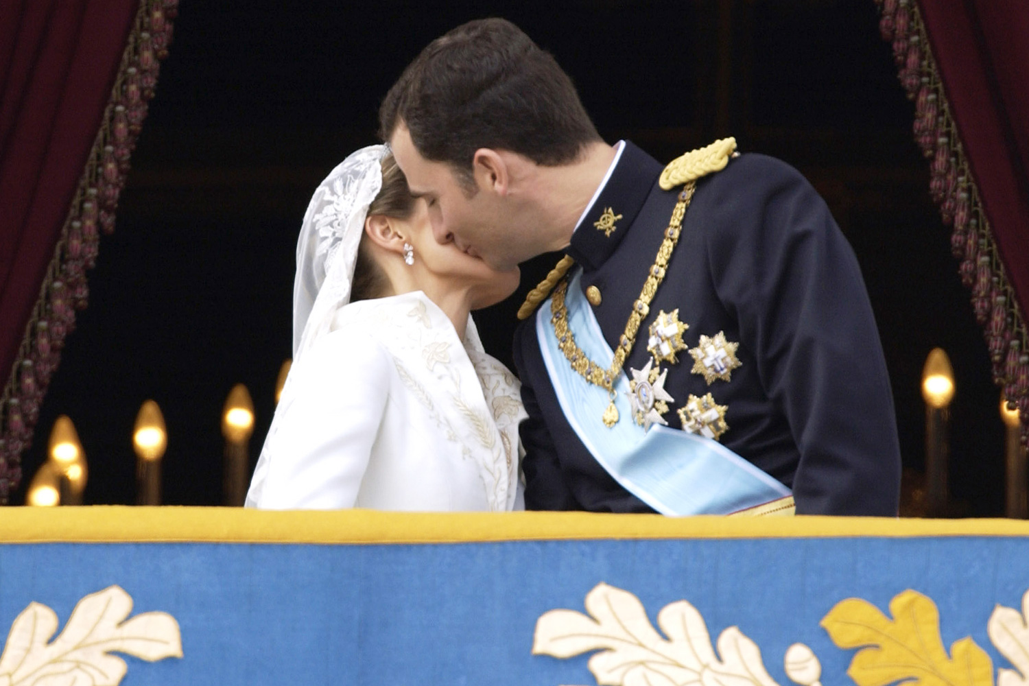 The Wedding Of Crown Prince Felipe Of Spain & Letizia Ortiz Rocasolano In Madrid.