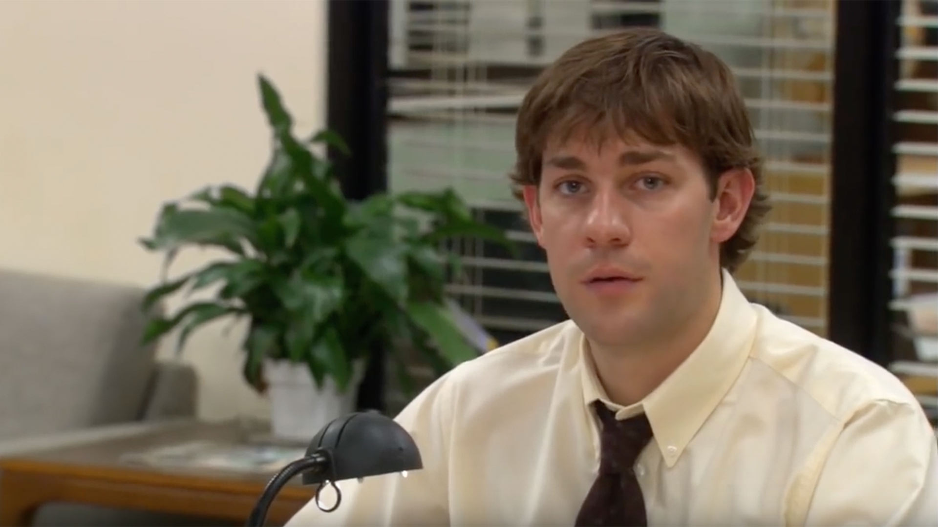 This Office Hilarious Opening Scene Was a Complete Accident