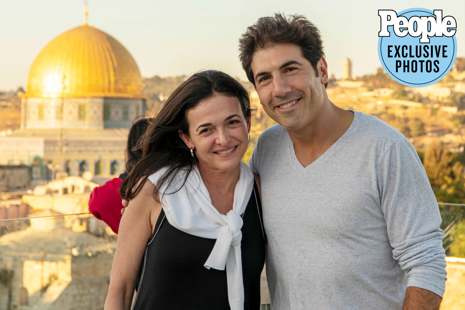 Sheryl Sandberg engaged
