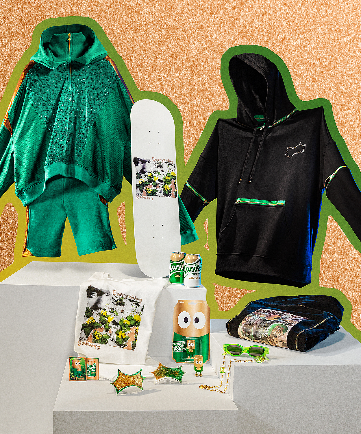 sprite ginger merch
