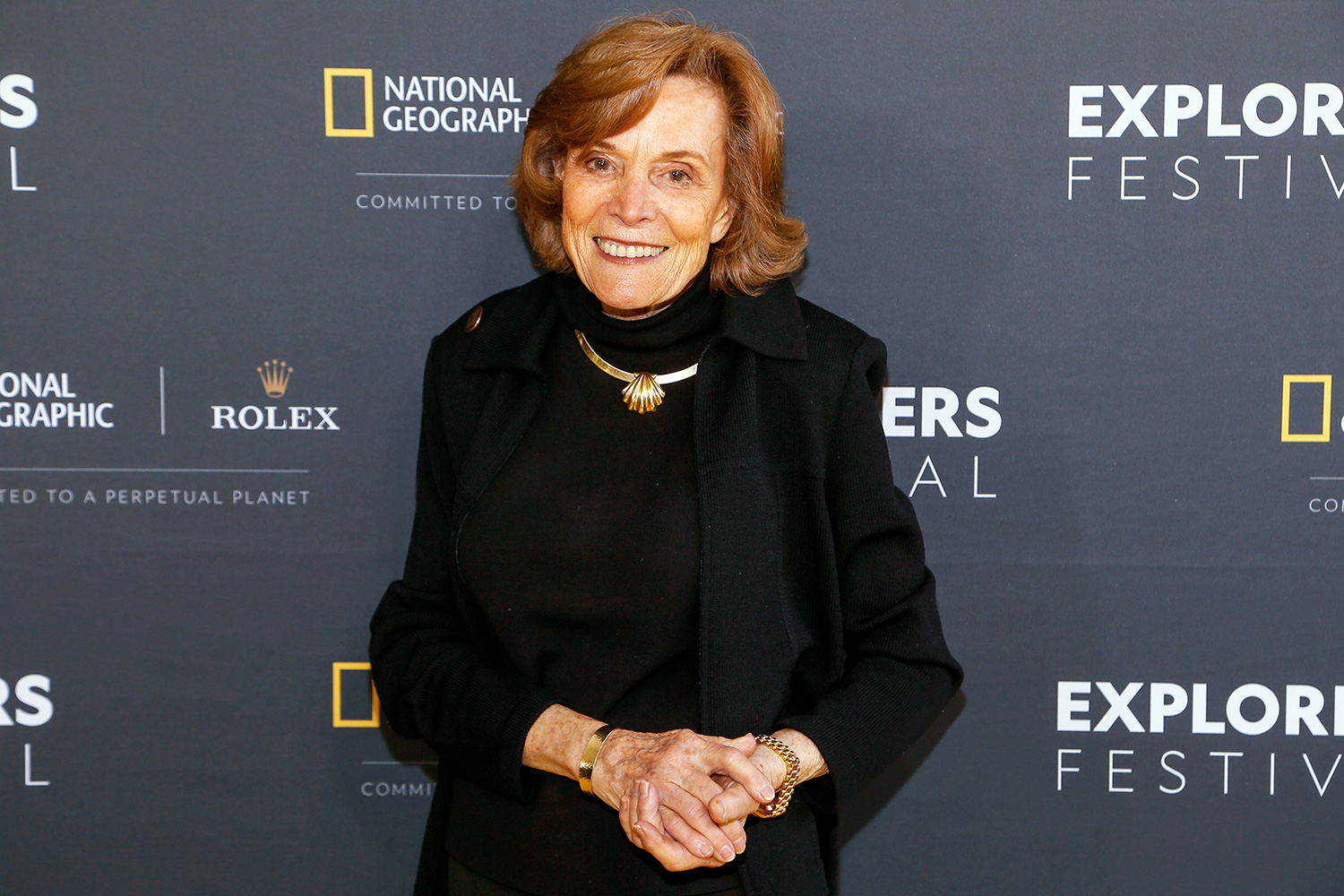 National Geographic Explorer-at-Large Sylvia Earle attends the National Geographic Awards on Wednesday, June 12, 2019, at Lisner Auditorium in Washington, D.C.