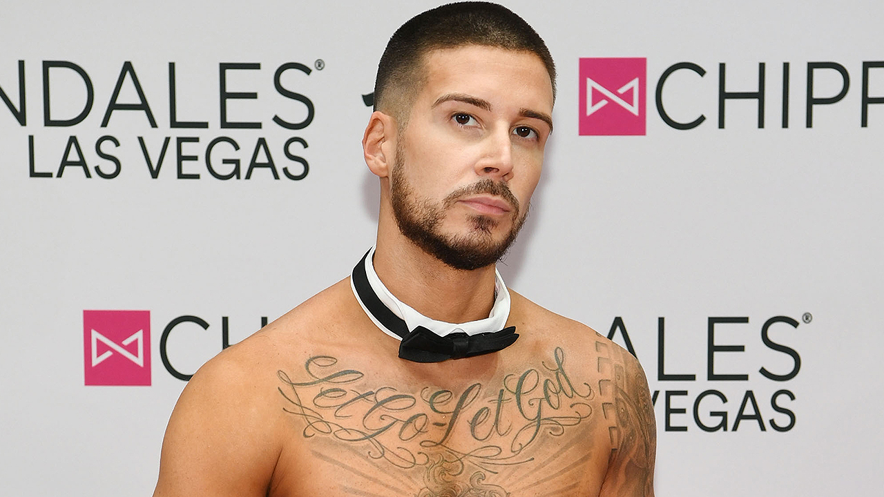 Inside Vinny Guadagnino's Prep to Look 'Good in a Thong' for 3rd Run as Chippendales Stripper
