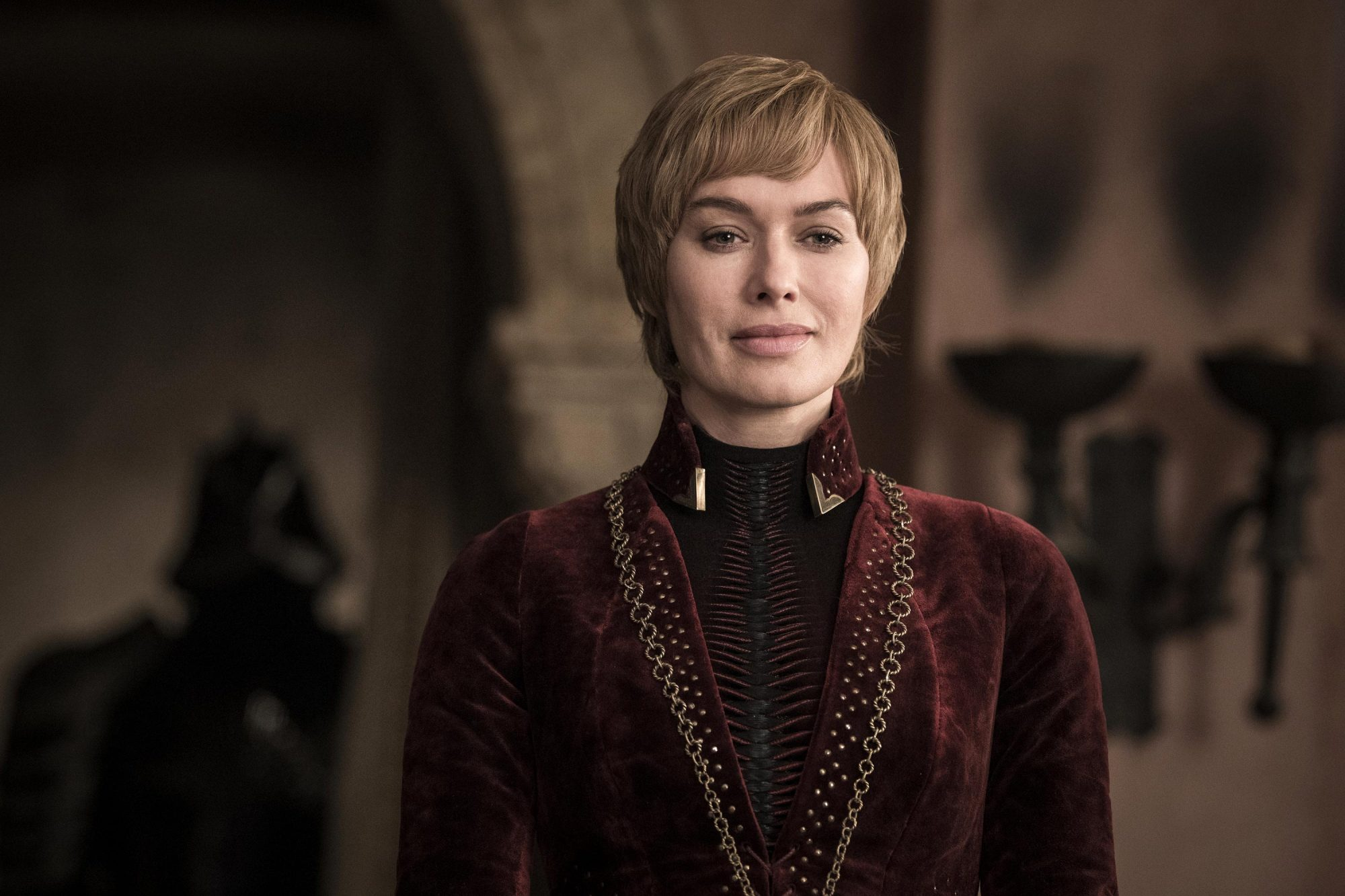 """While most actors choose a double to film nude scenes, Headey needed someone who could capture the humiliation Cersei felt in Game of Thrones' season 5 finale. """"It was a long process trying to find somebody who got what it means physically to be there with all that stuff going on, and Rebecca [Van Cleave] is a great actress,"""" Headey told EW about working with her body double to capture the emotional heft of the scene."""