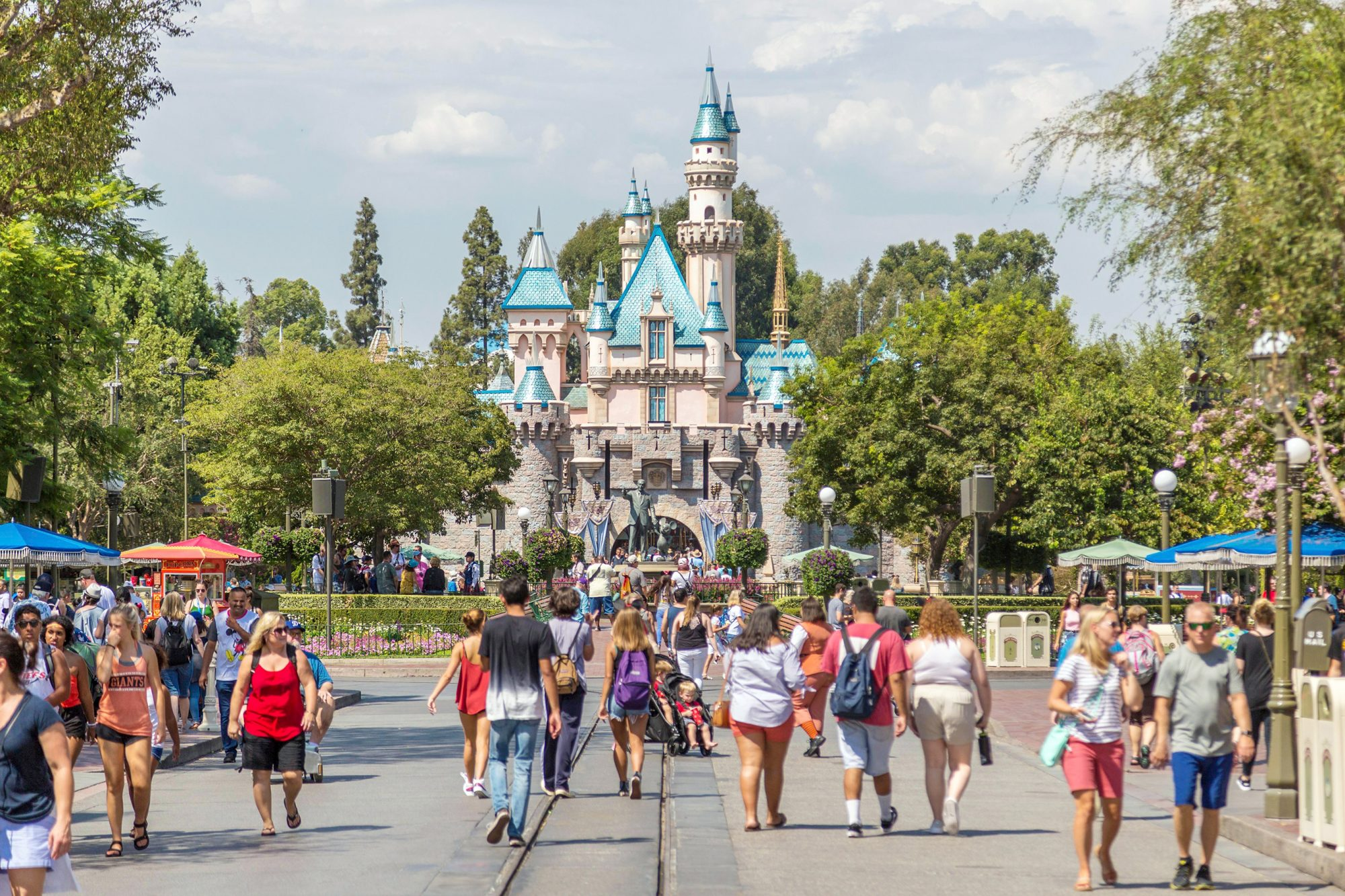 Disneyland Resort, Anaheim, California