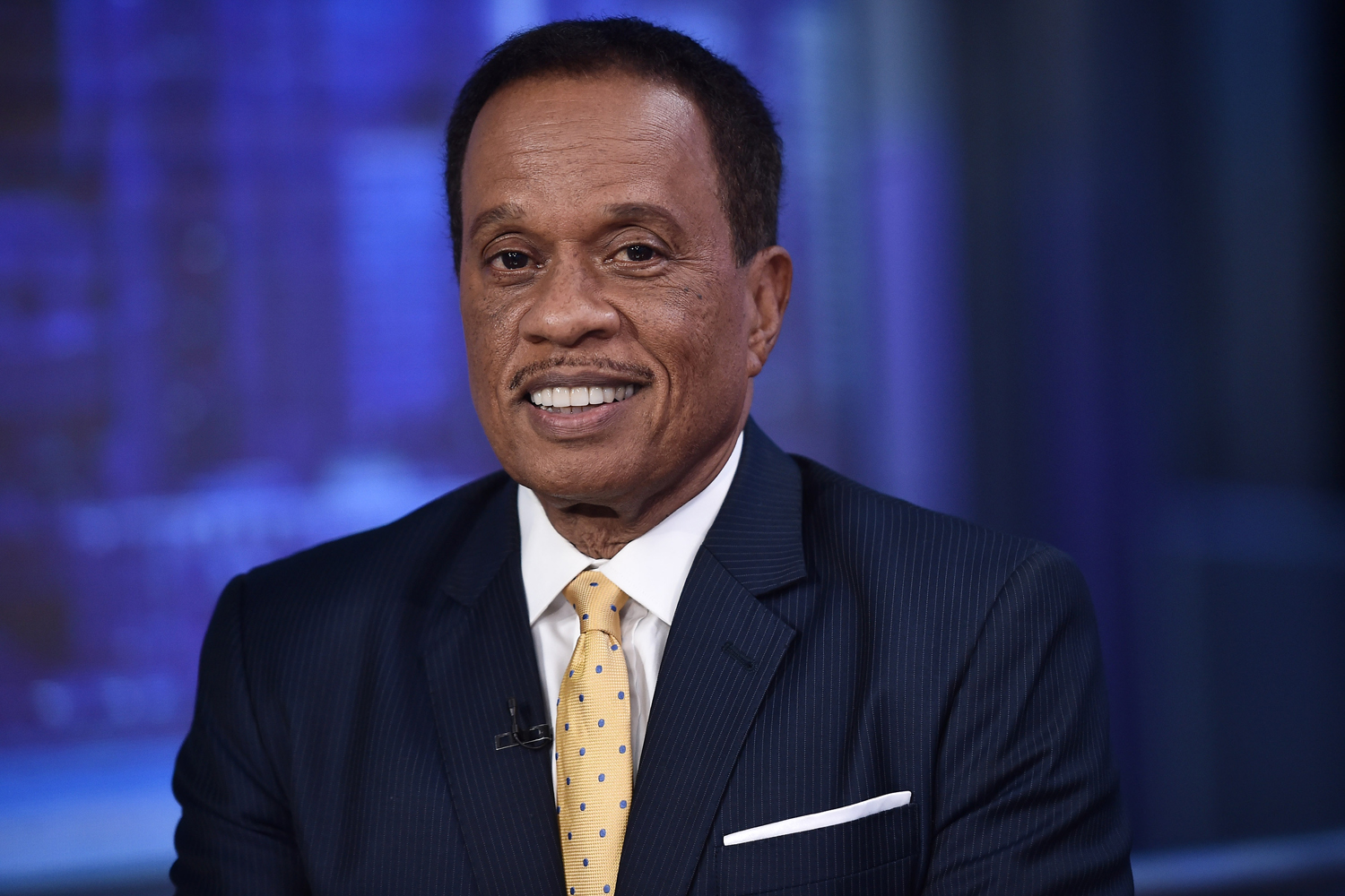 """On Dec. 3, The New York Timesreported that the 66-year-old co-host ofFox News'talk show,The Five, tested positive for the coronavirus and is isolating himself. Williams confirmed his diagnosis tothe Daily Beast.                             According to theTimes, Williams went on vacation last month and returned to the Fox News studio on Monday, where he was tested for COVID-19. Then, on Thursday, the journalist received a positive test result, the outlet reported, citing sources who """"requested anonymity to share private discussions.""""                             Speaking on his condition, Williams told the Daily Beast, """"I'm not great but I'm not dying or anything."""""""