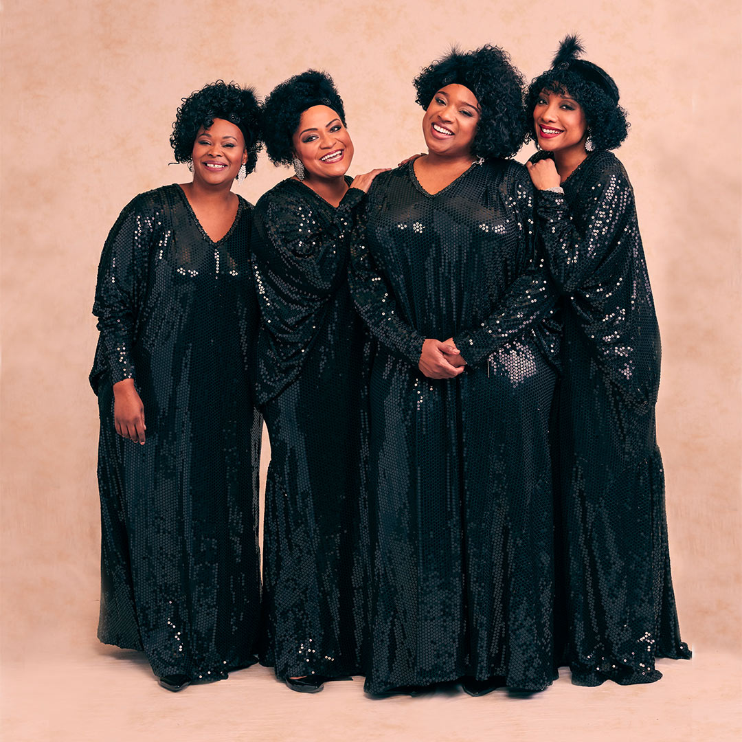 """The Clark Sisters: First Ladies of Gospel Cast"