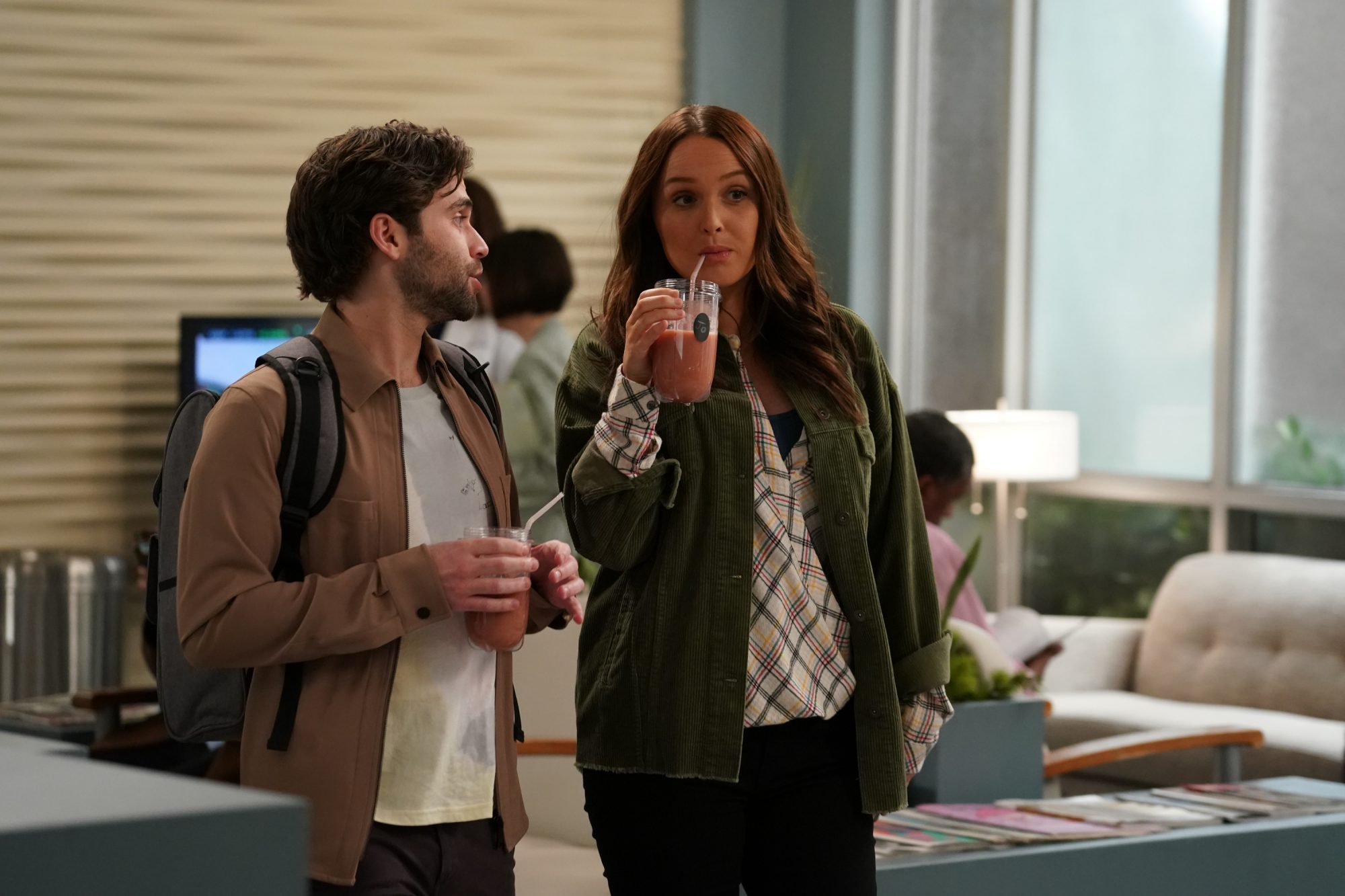 JAKE BORELLI, CAMILLA LUDDINGTON