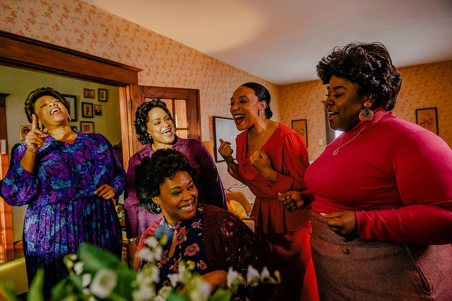The Clark Sisters: First Ladies of Gospel Cast