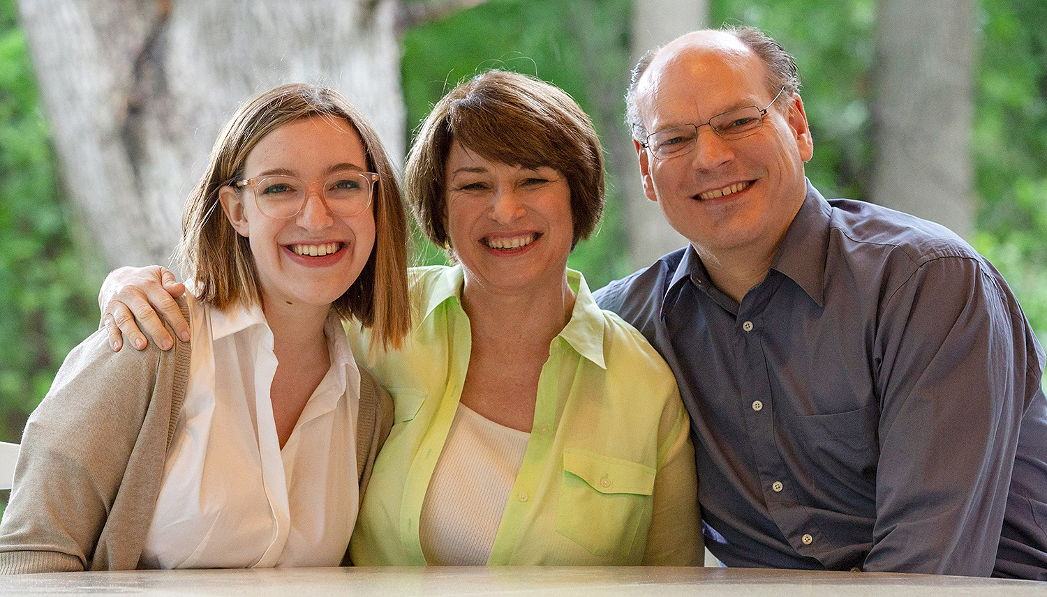 Amy Klobuchar's husband has coronavirus