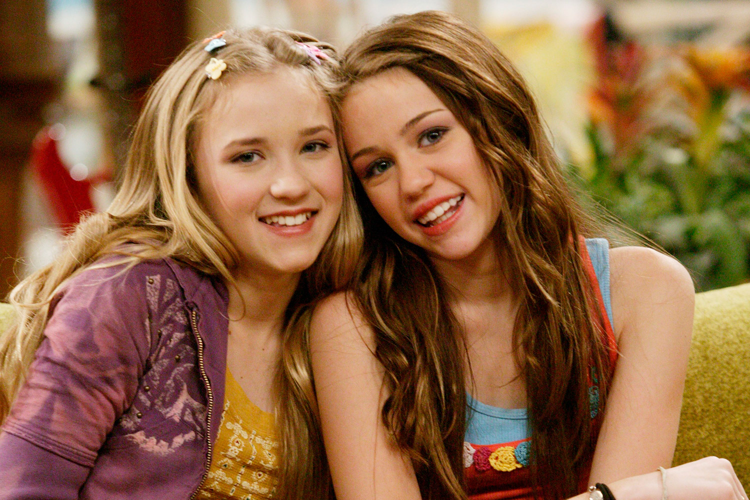 "Disney's ""Hannah Montana"" - File Photos"