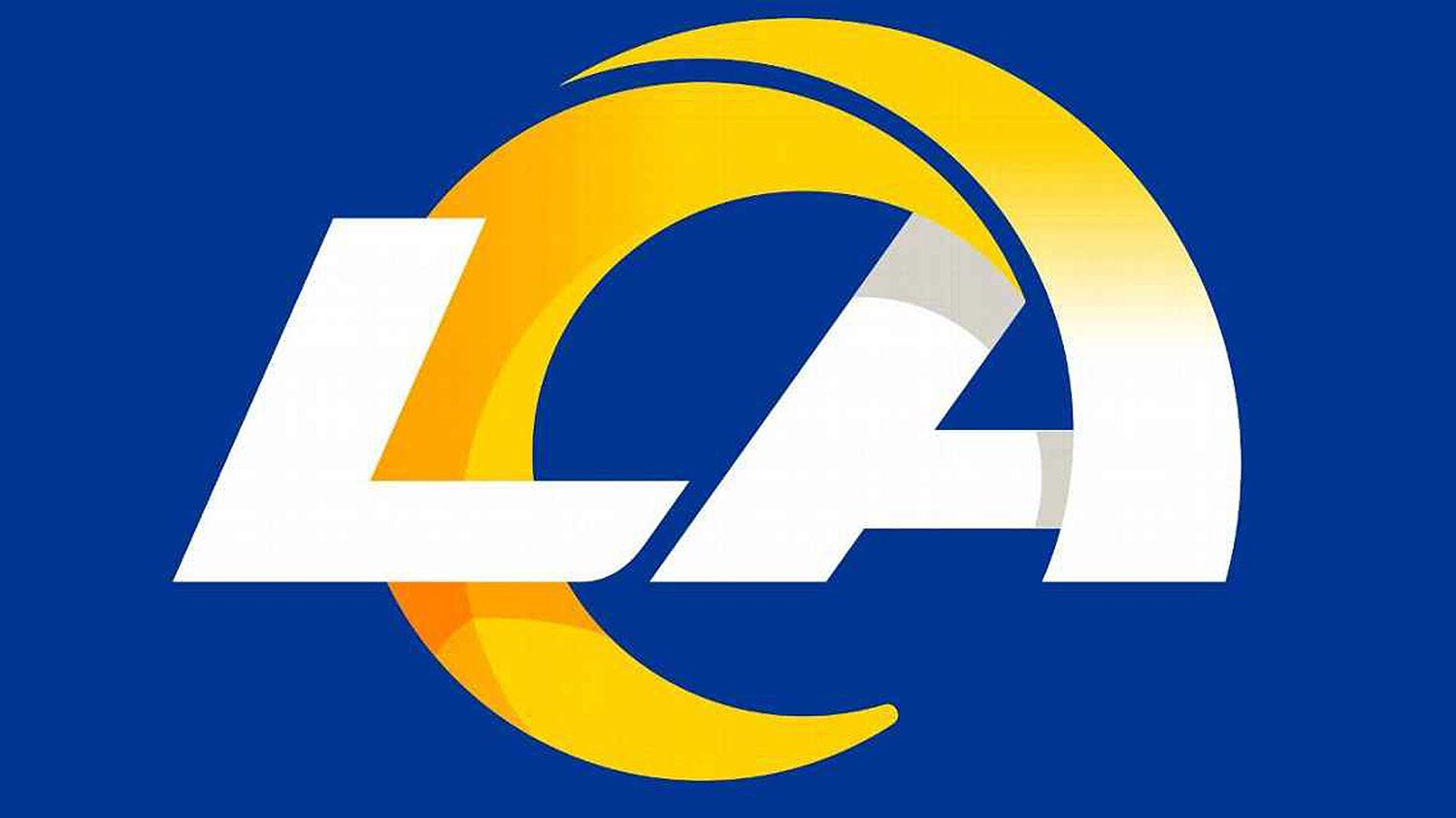 Los Angeles Rams new logo