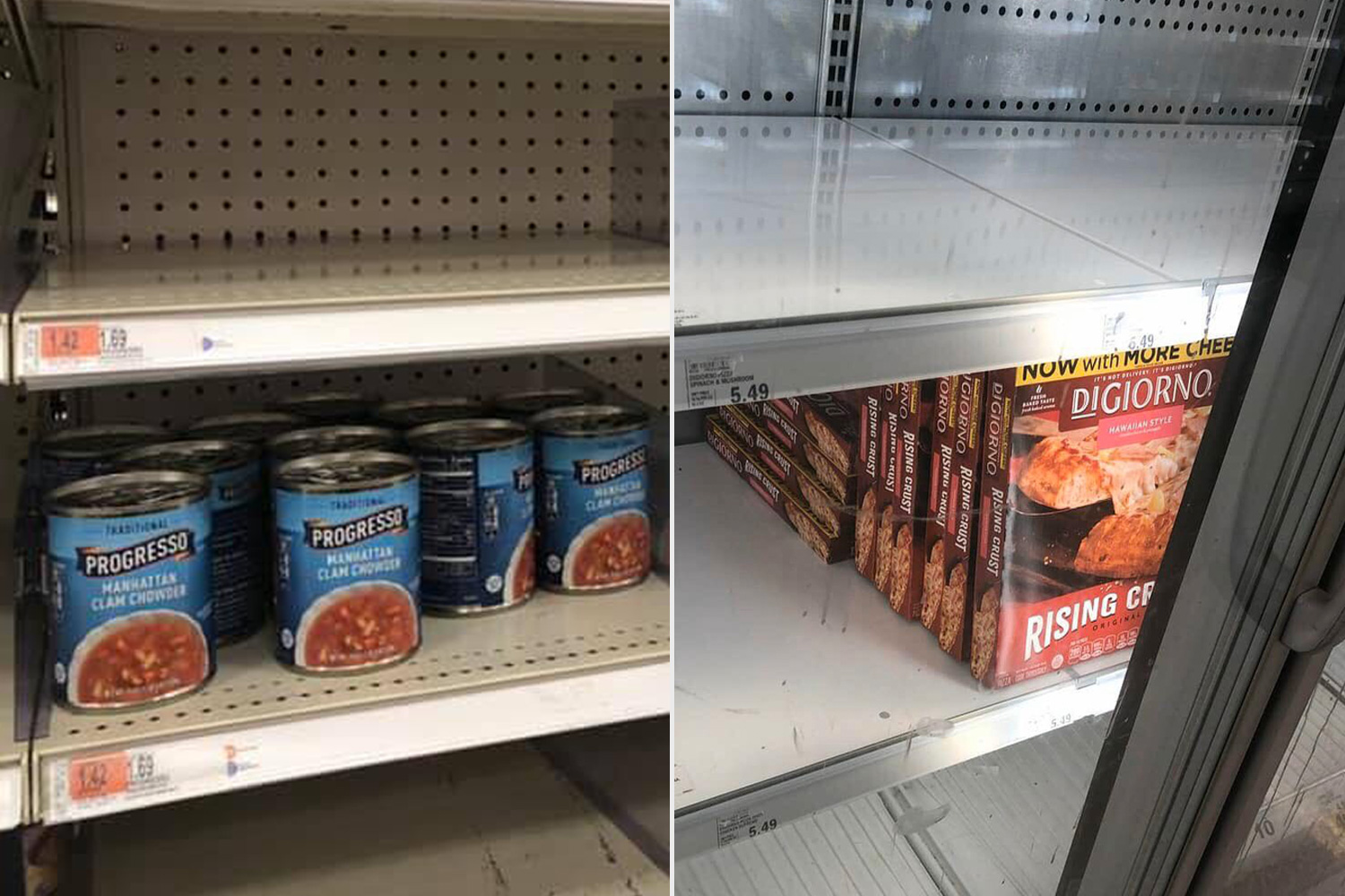 Grocery Store Leftovers